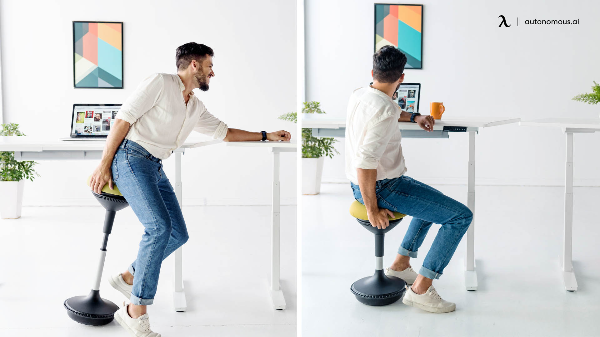 Why Opt for a Stool at Your Desk