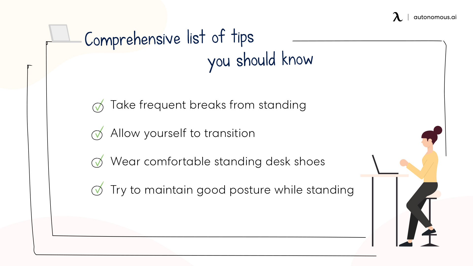 Tips all Standing Desk Users should know