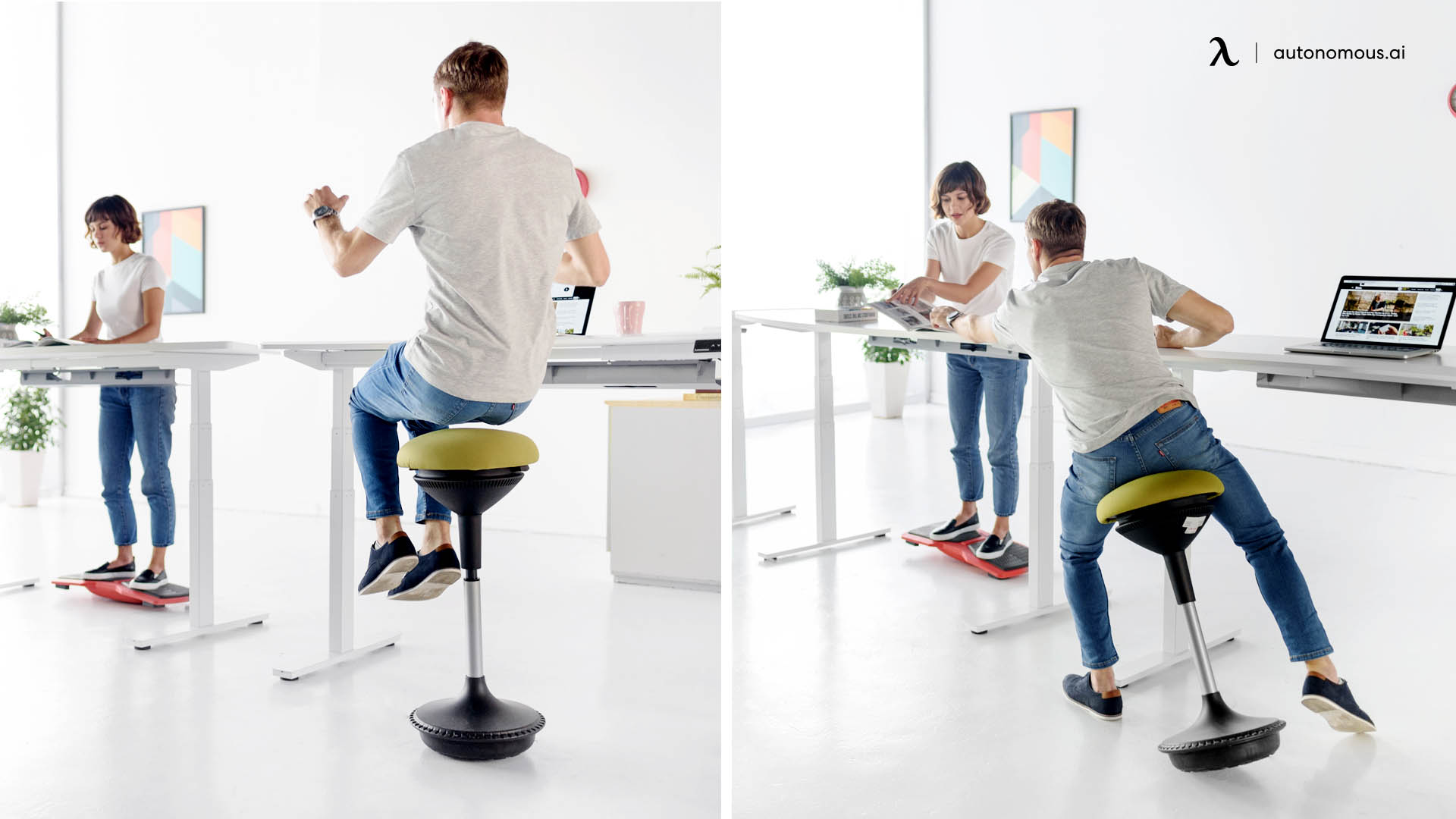 What Makes the ErgoStool Stand Out from Other Stools