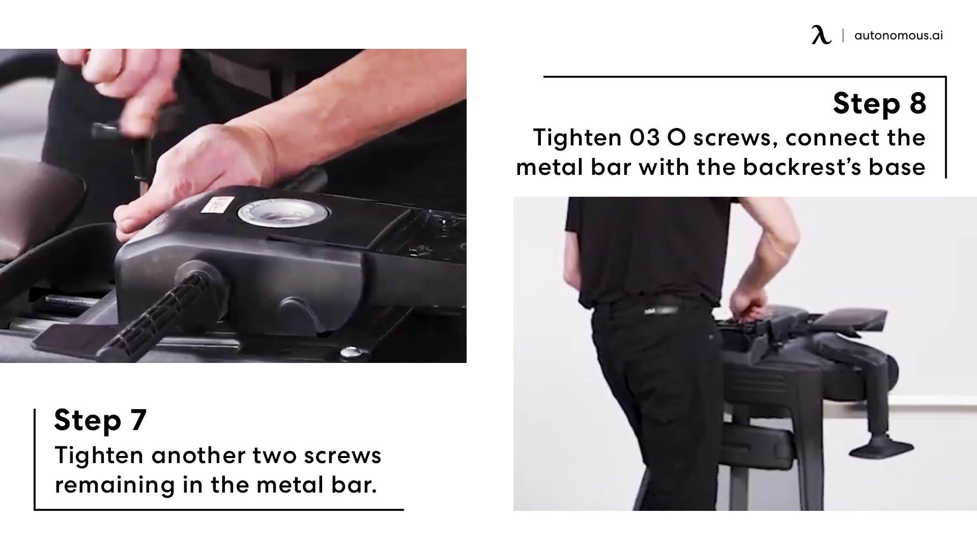 MyoChair Assembly instructions