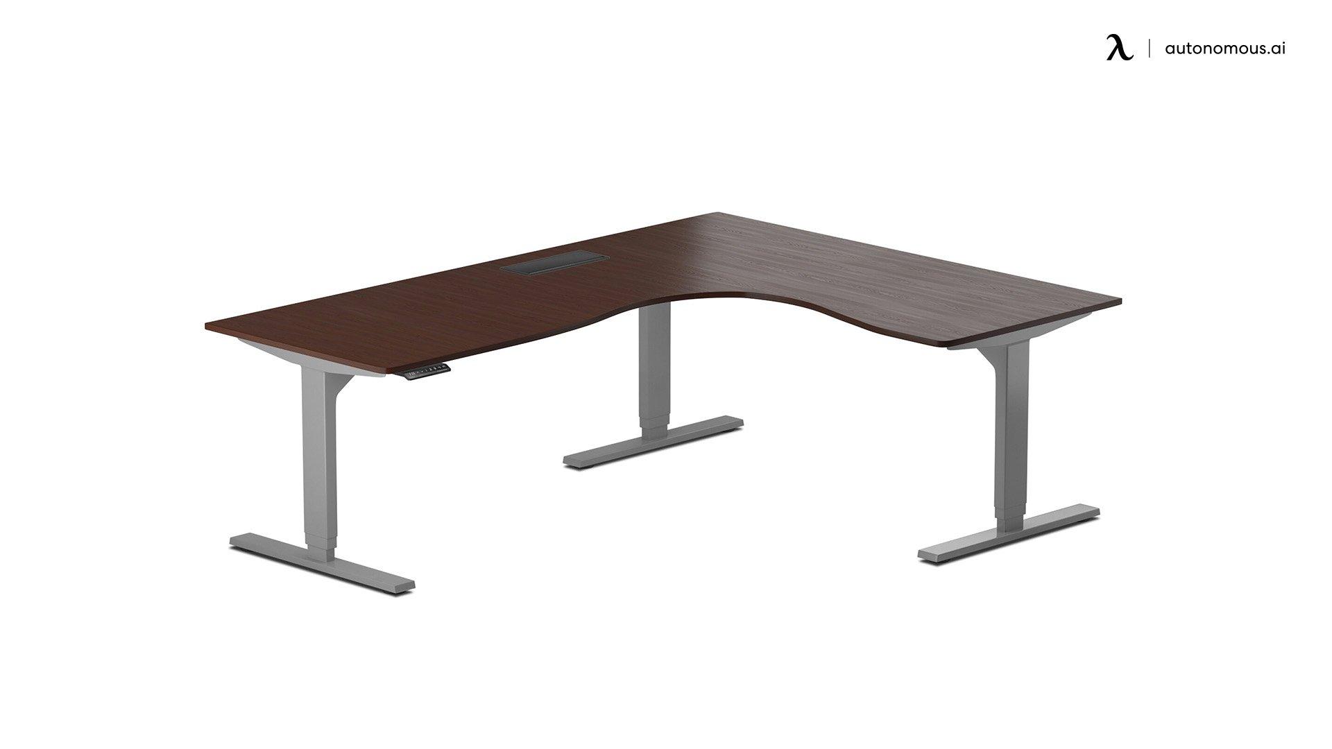 Corner Ryzer Standing Desk
