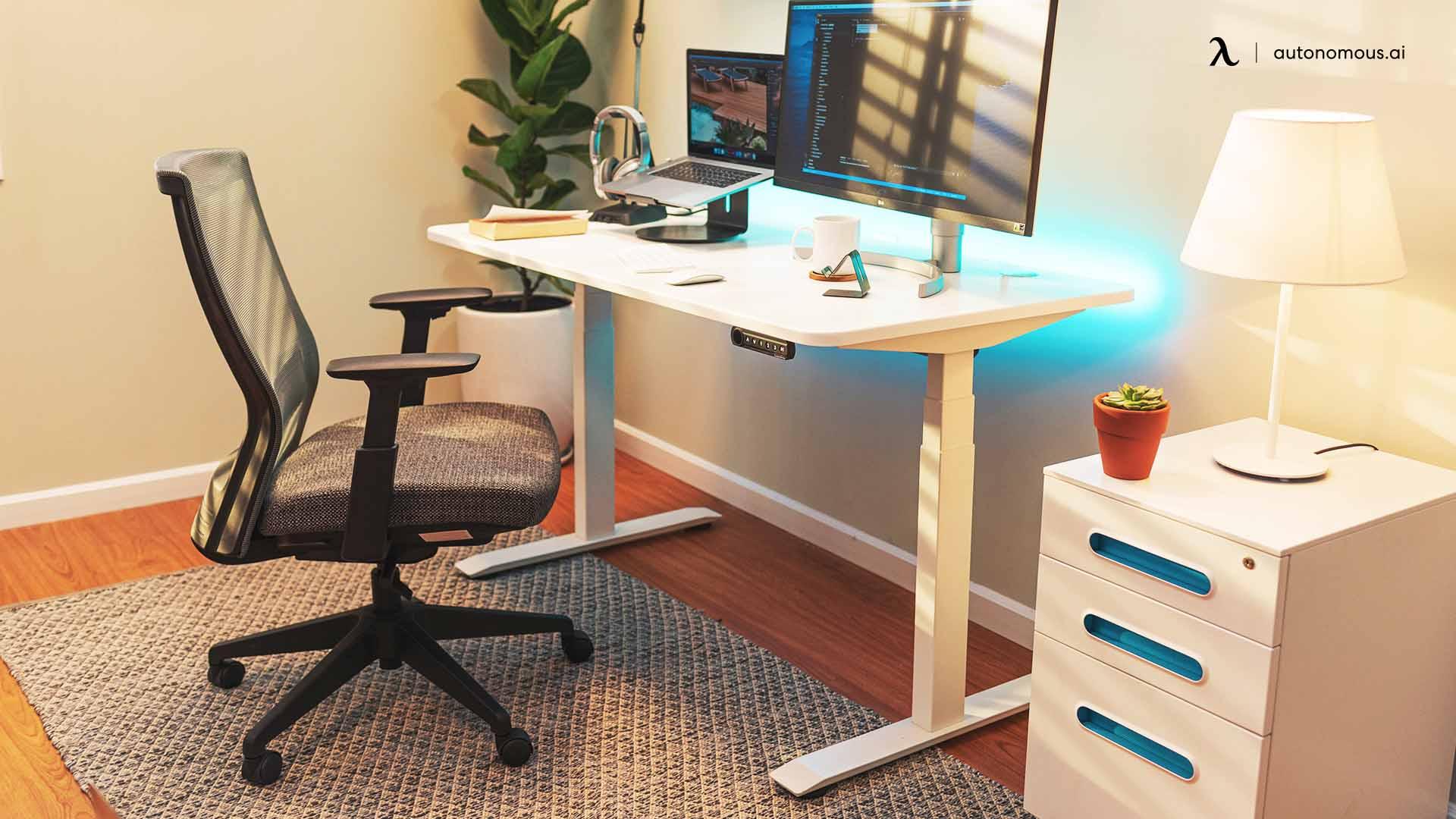 SmartDesk 4 Adjustable Standing Desk