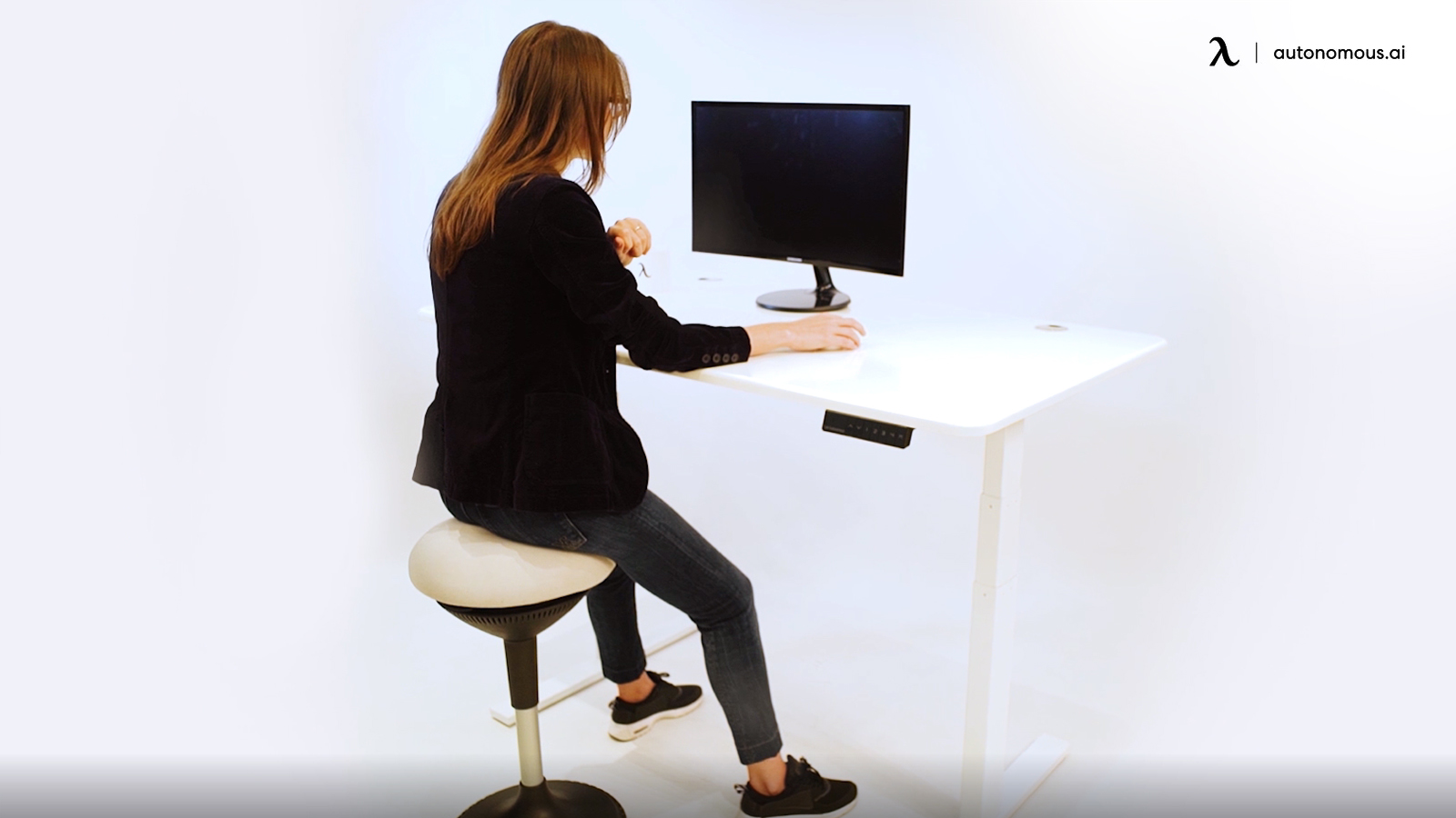 Sitting stool example