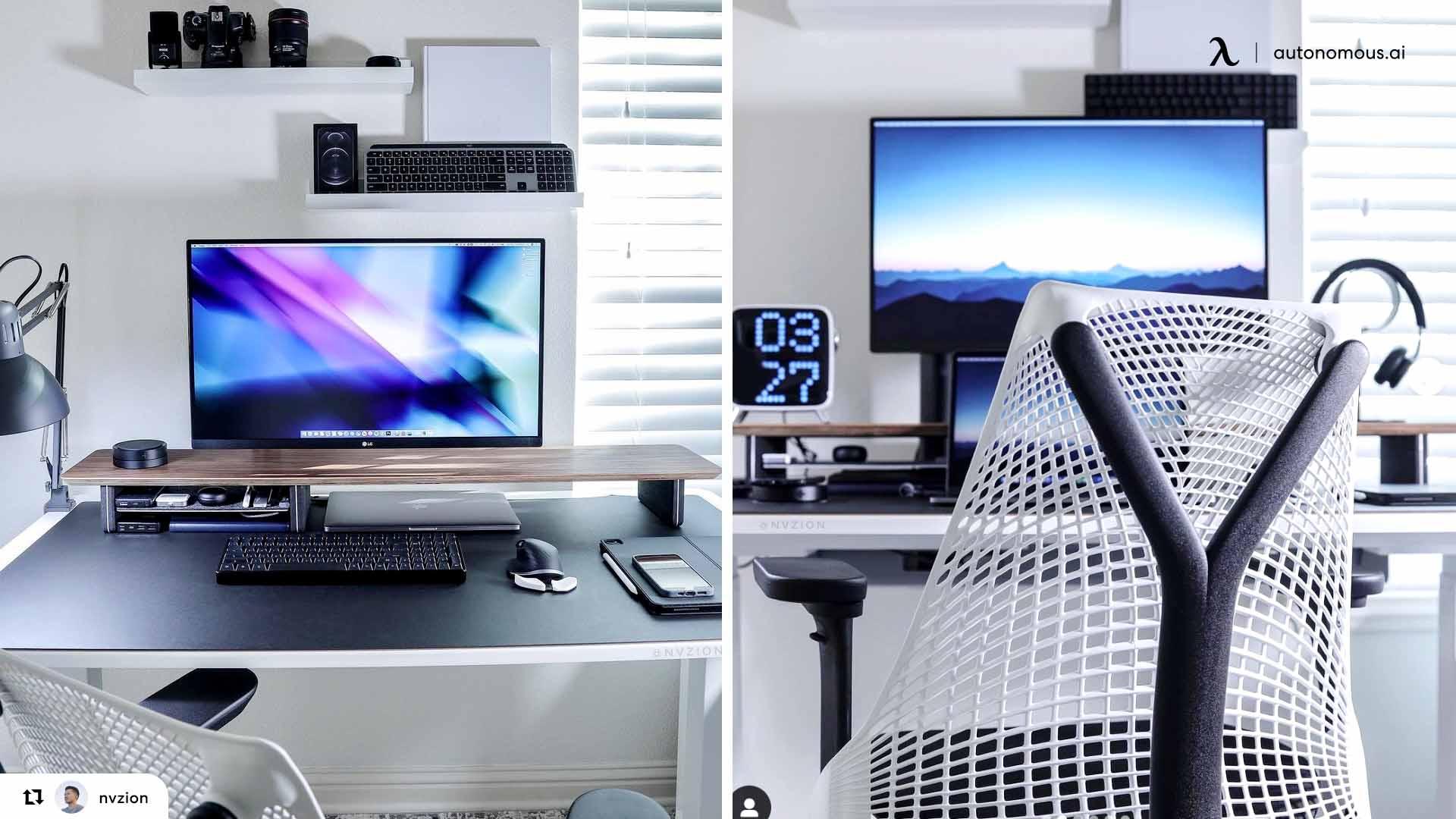 Upgrade Your Workspace