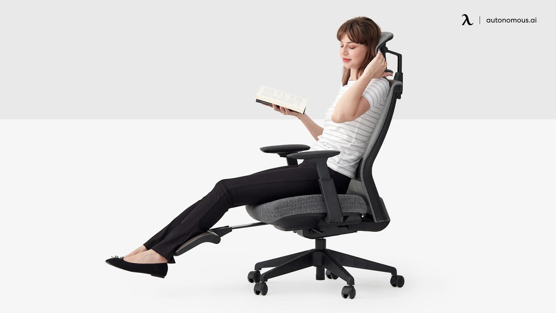 MyoChair - Design with Headrest & Footrest