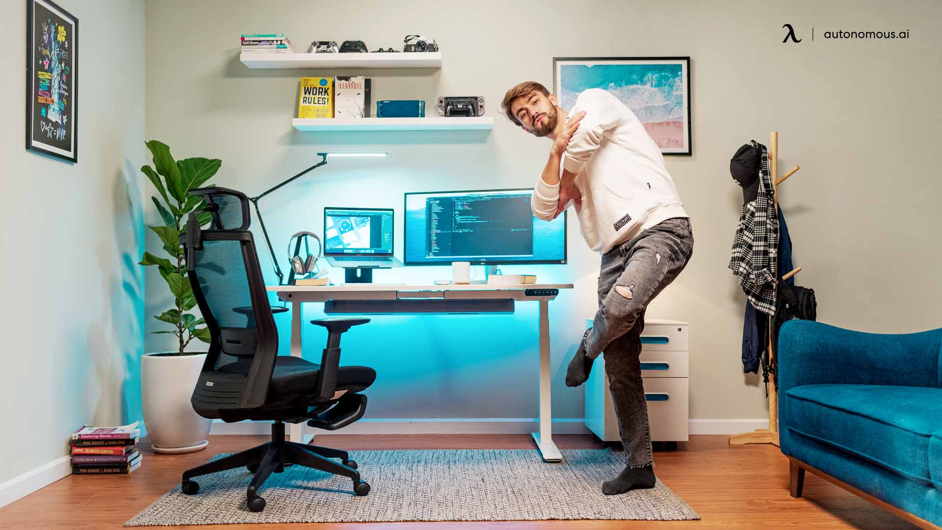 Why is This the Desk of The Future?