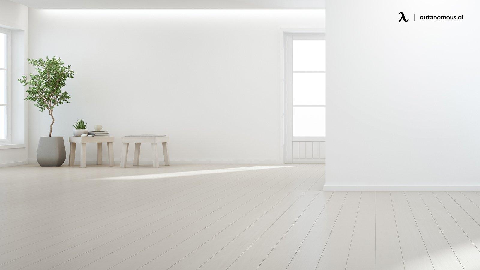 Flat floors
