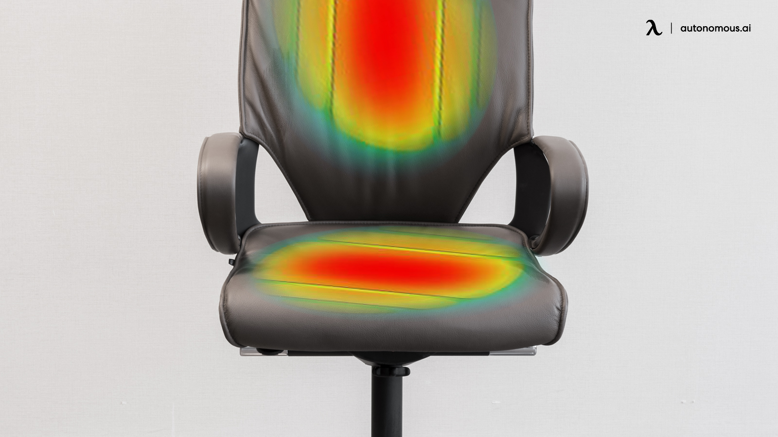 Thermals on hot chair