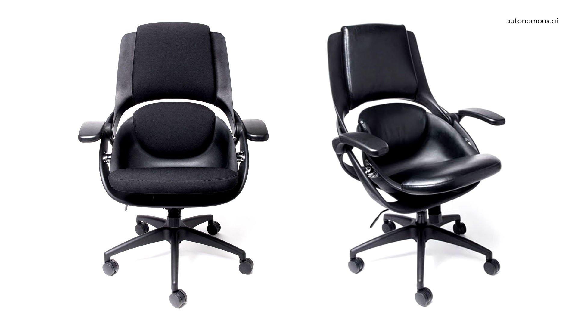 All33 BackStrong Ergonomic Chair for Upper Back Pain