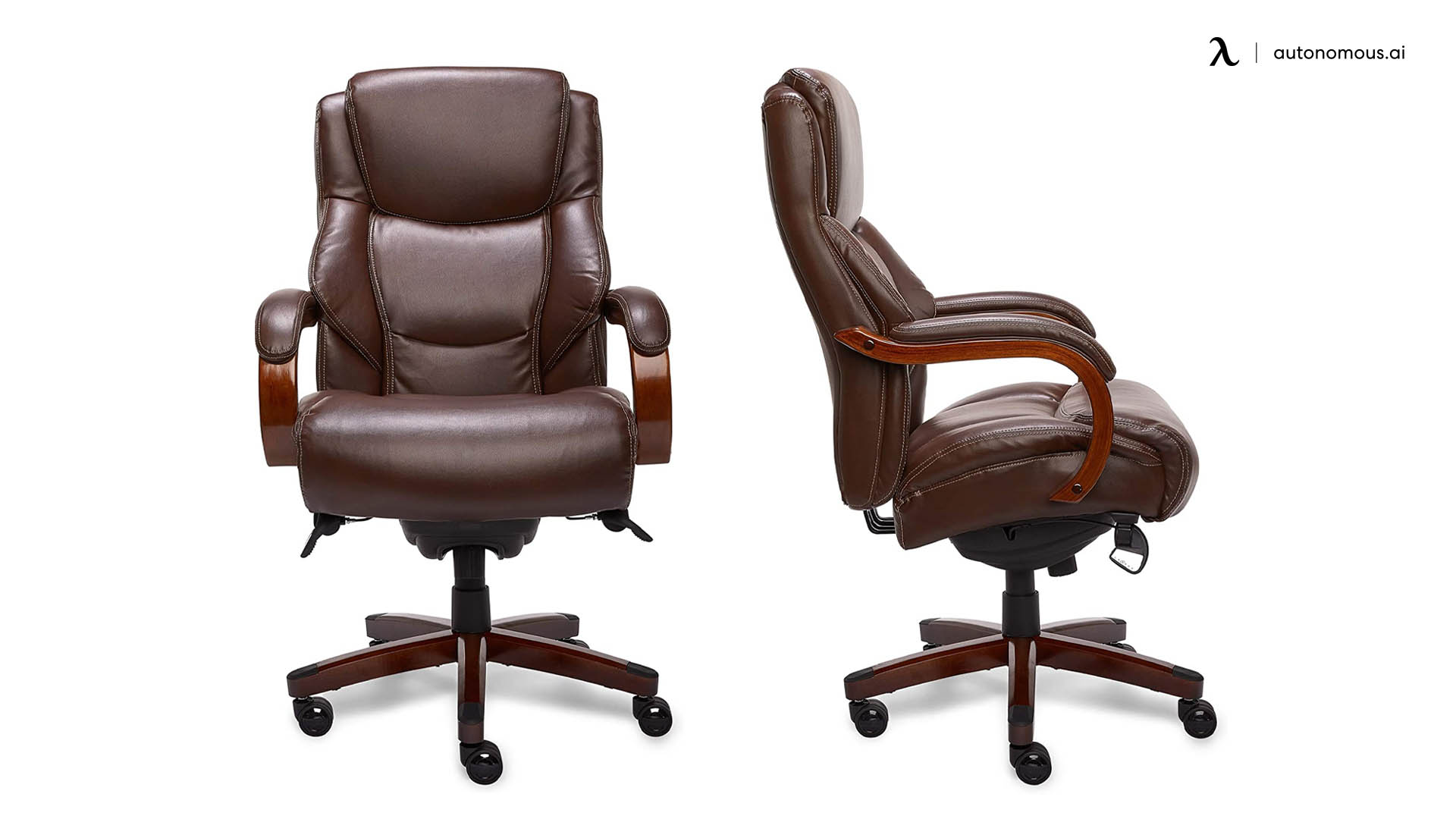 La-Z-Boy Trafford Ergonomic Chair for Upper Back Pain