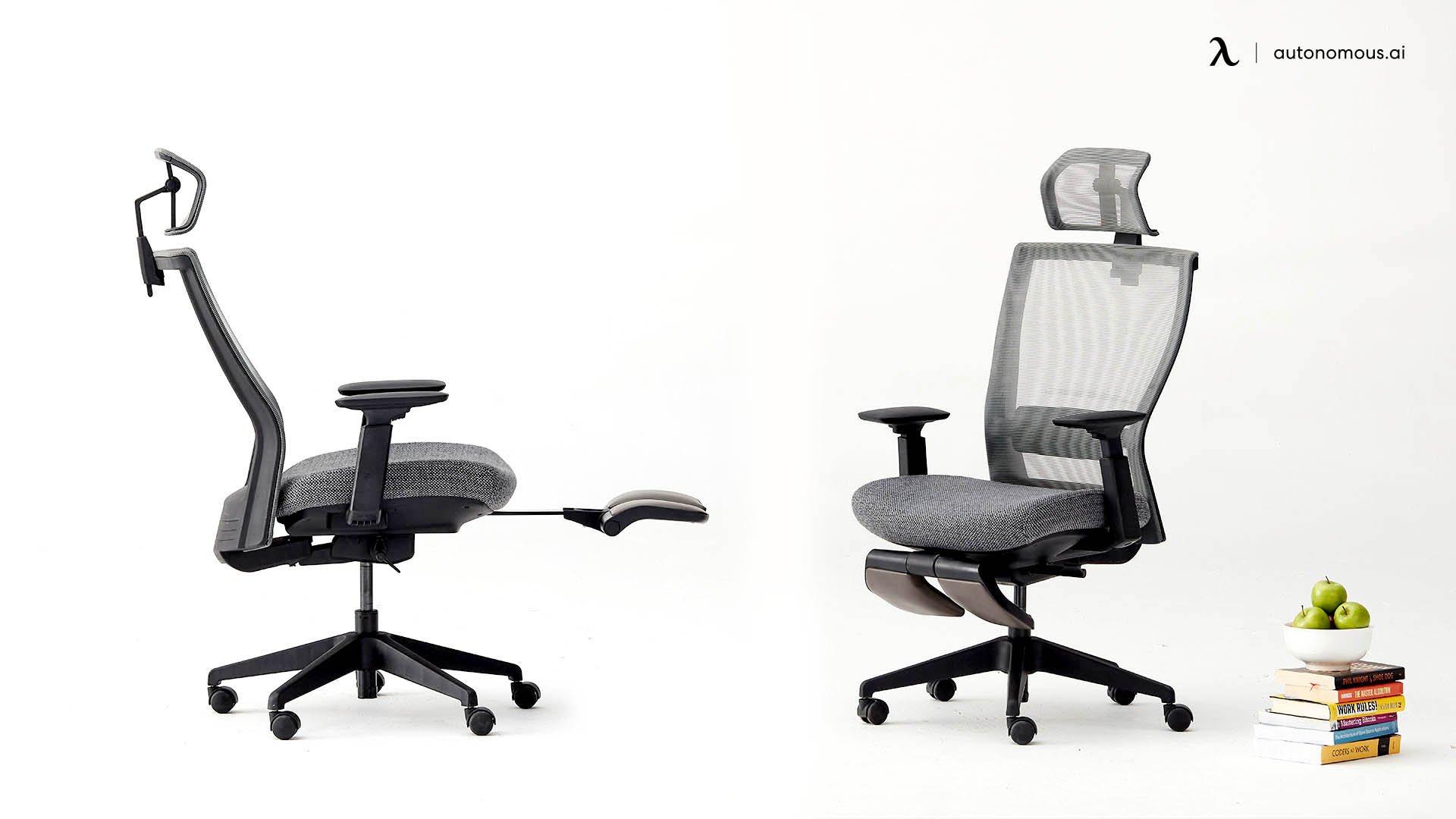 Autonomous MyoChair - Best Heavy Duty Reclining Office Chair