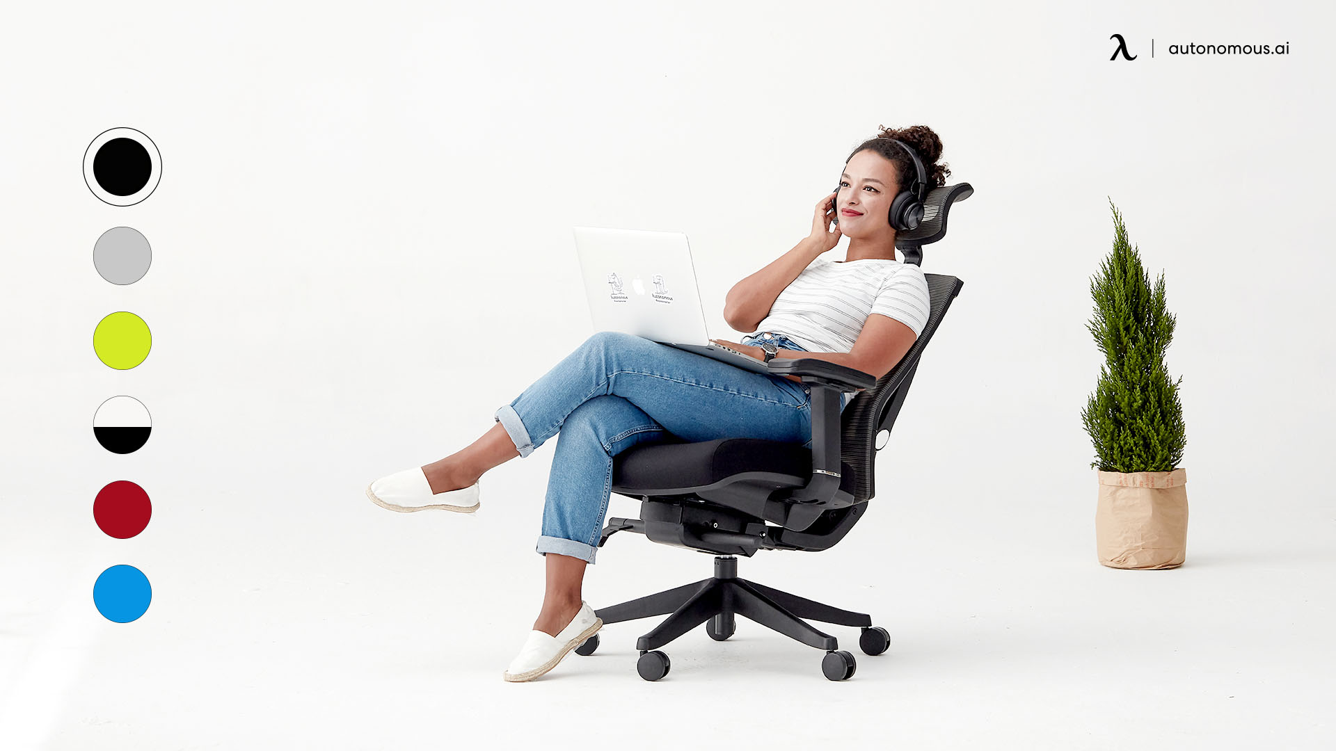 Kinn Chair - Design for Unique Back Support