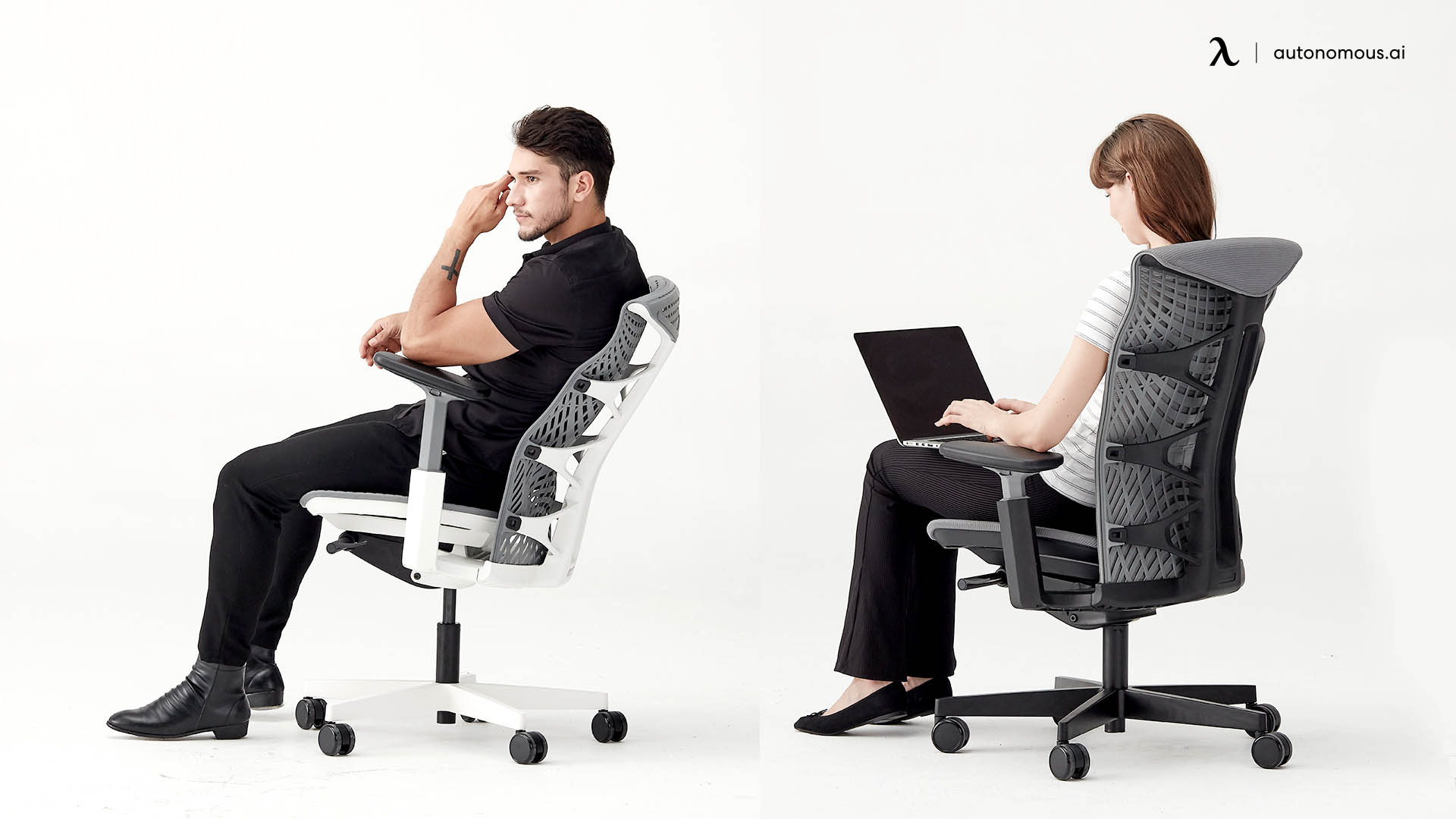 MyoChair - Best Support with Head & Footrest