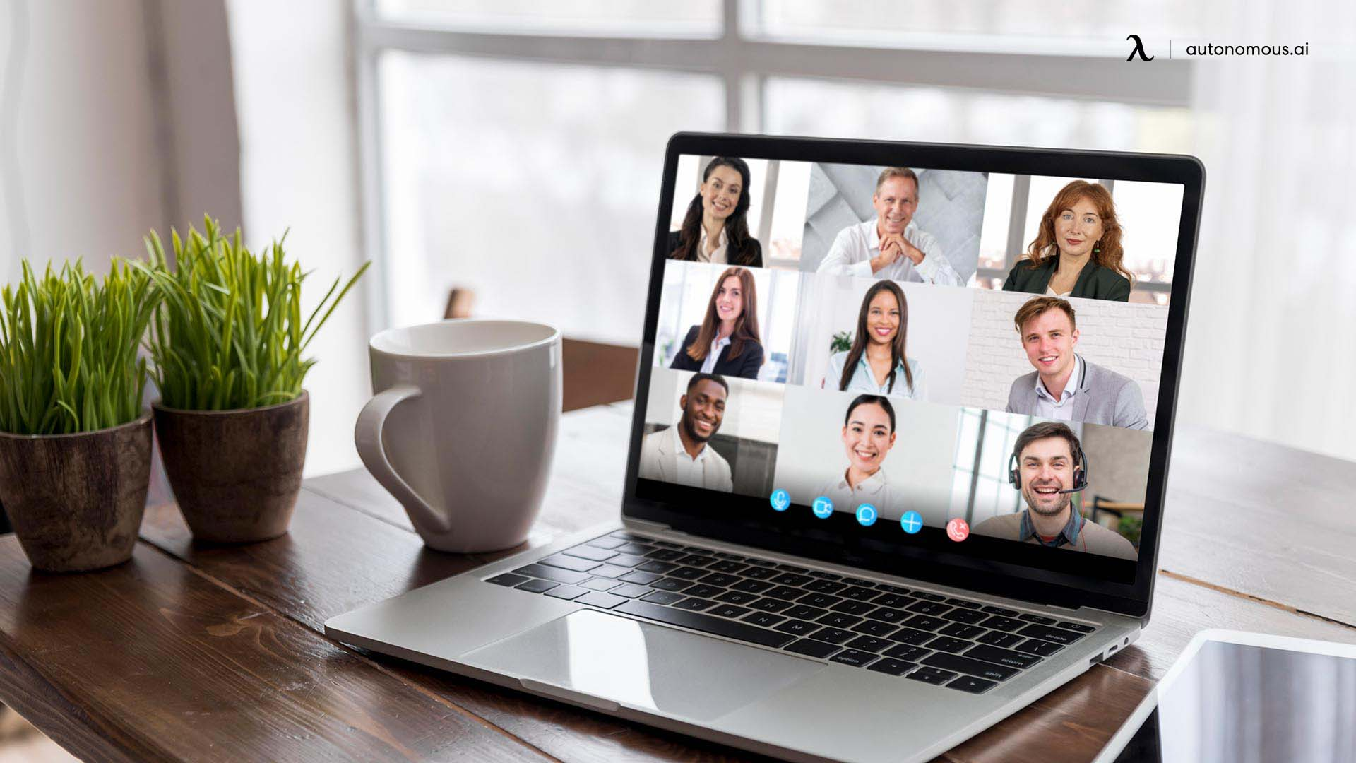 Try video conference calls