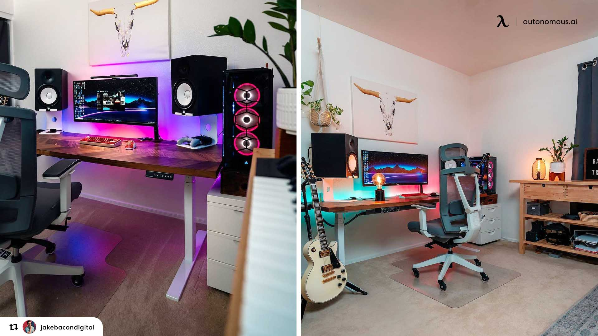 SmartDesk 2 – Home Office