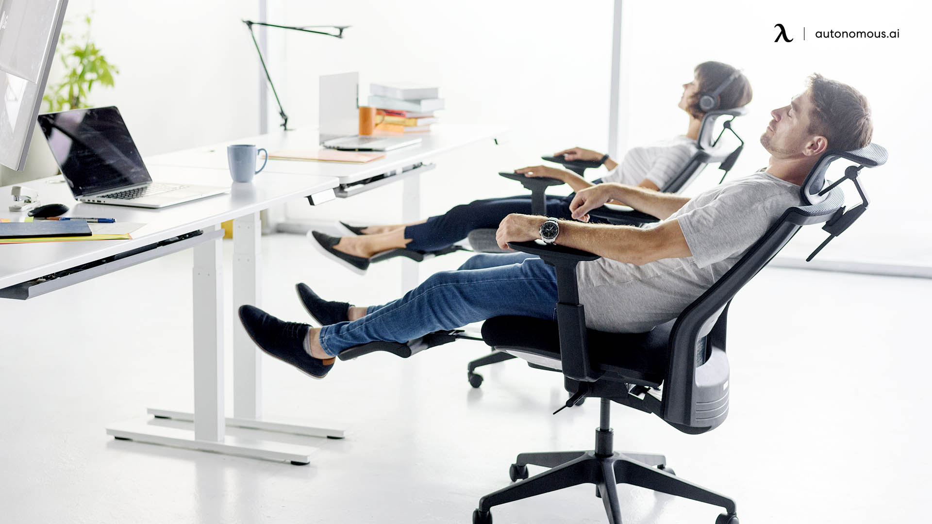 Ergonomic chair help you take a break