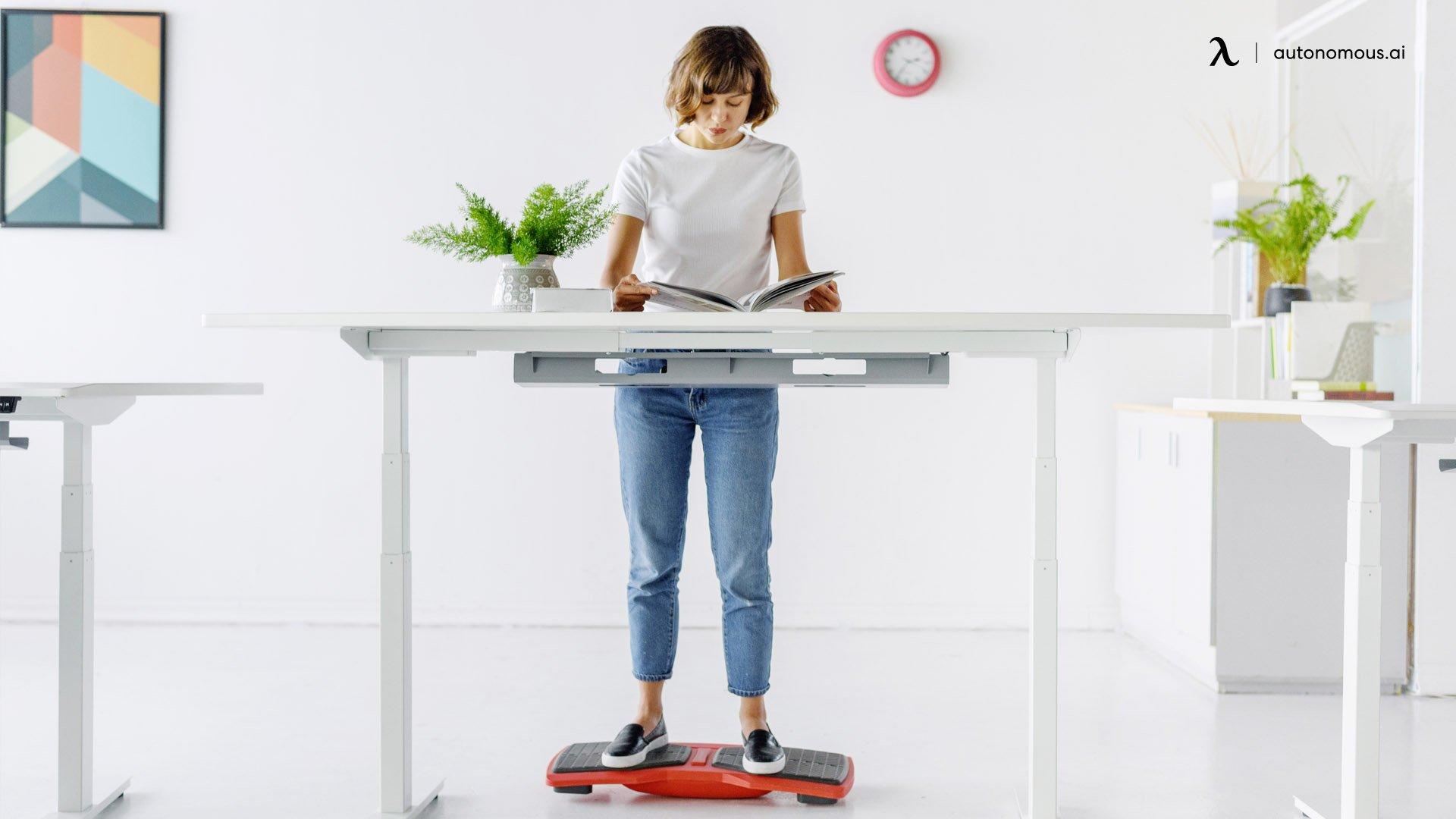 Autonomous Standing Desks