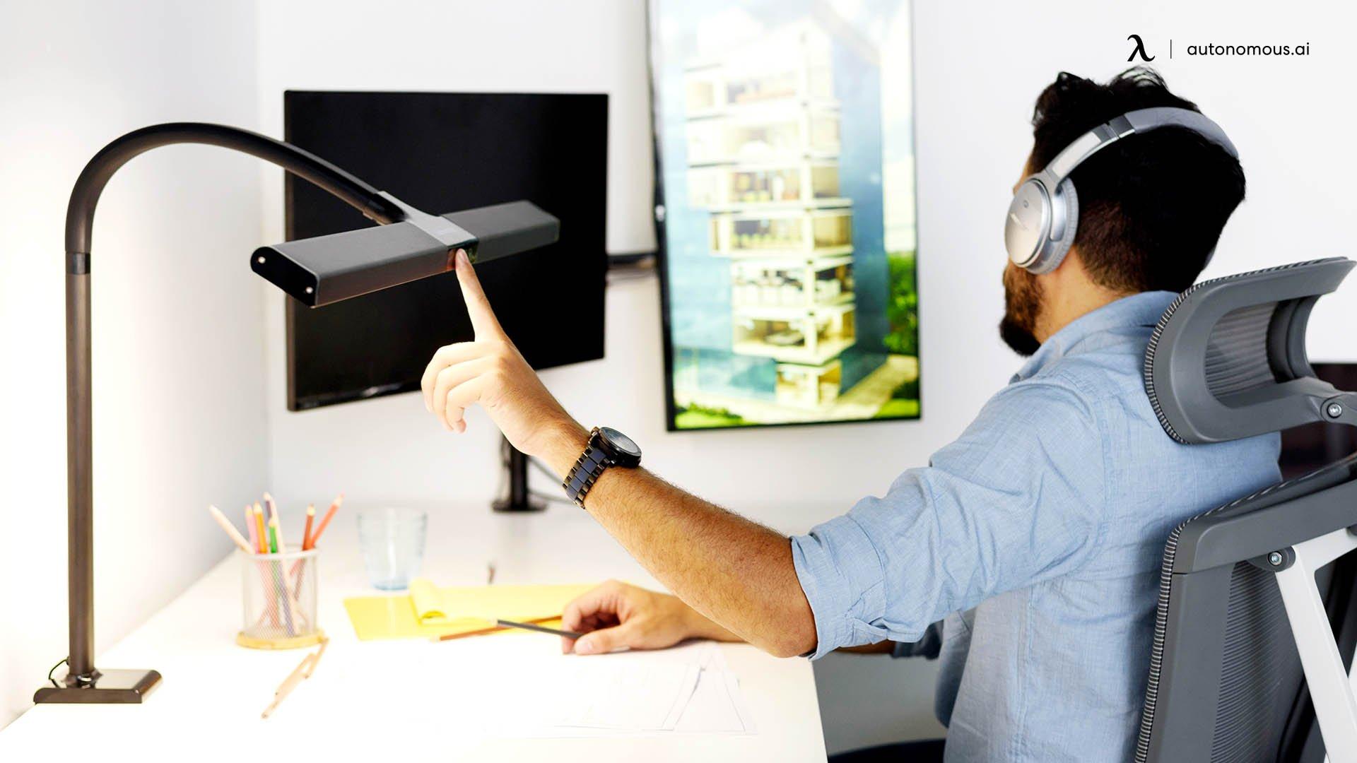 Use LED Desk Lamps