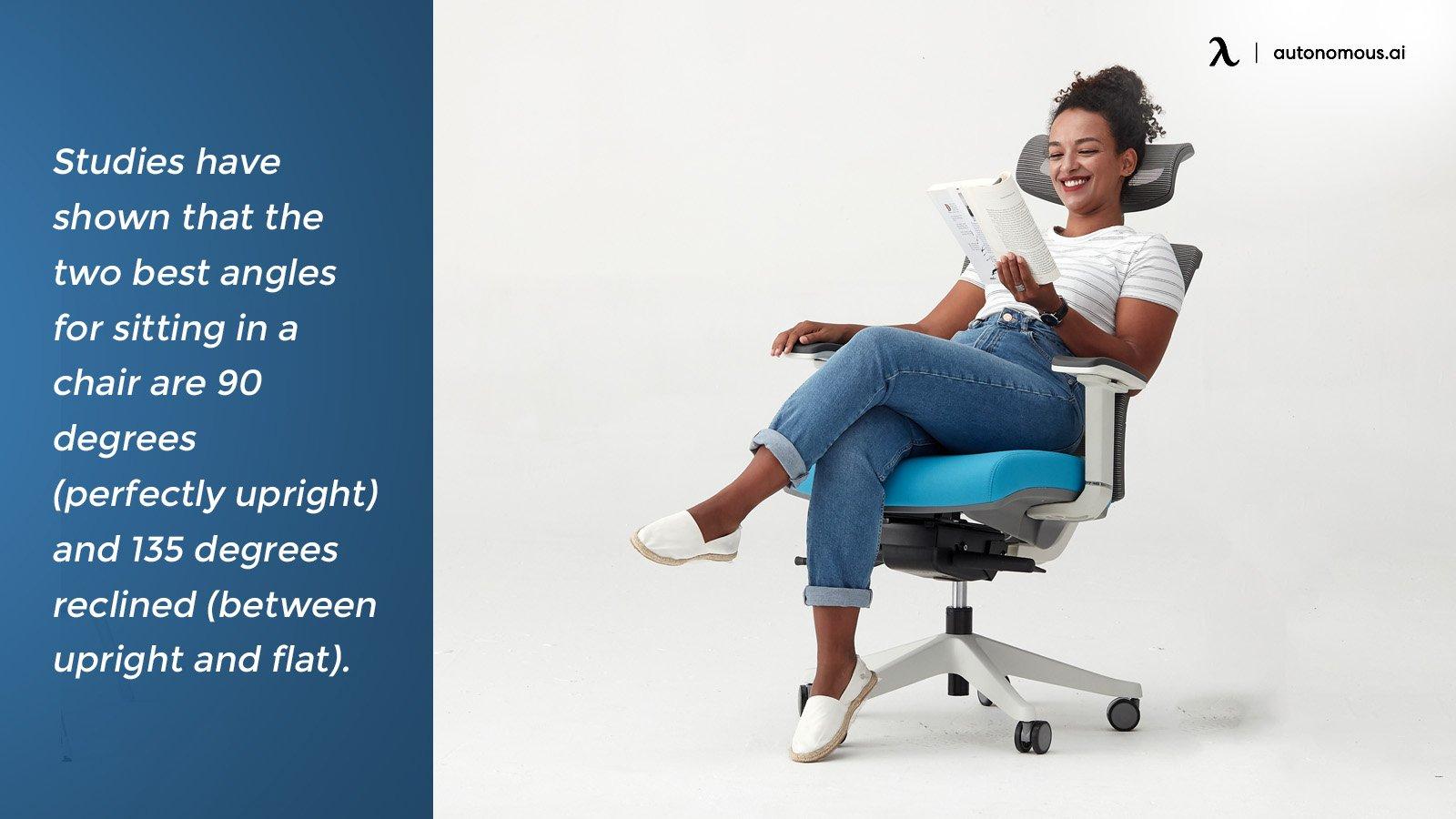 Best ways to sit in chair