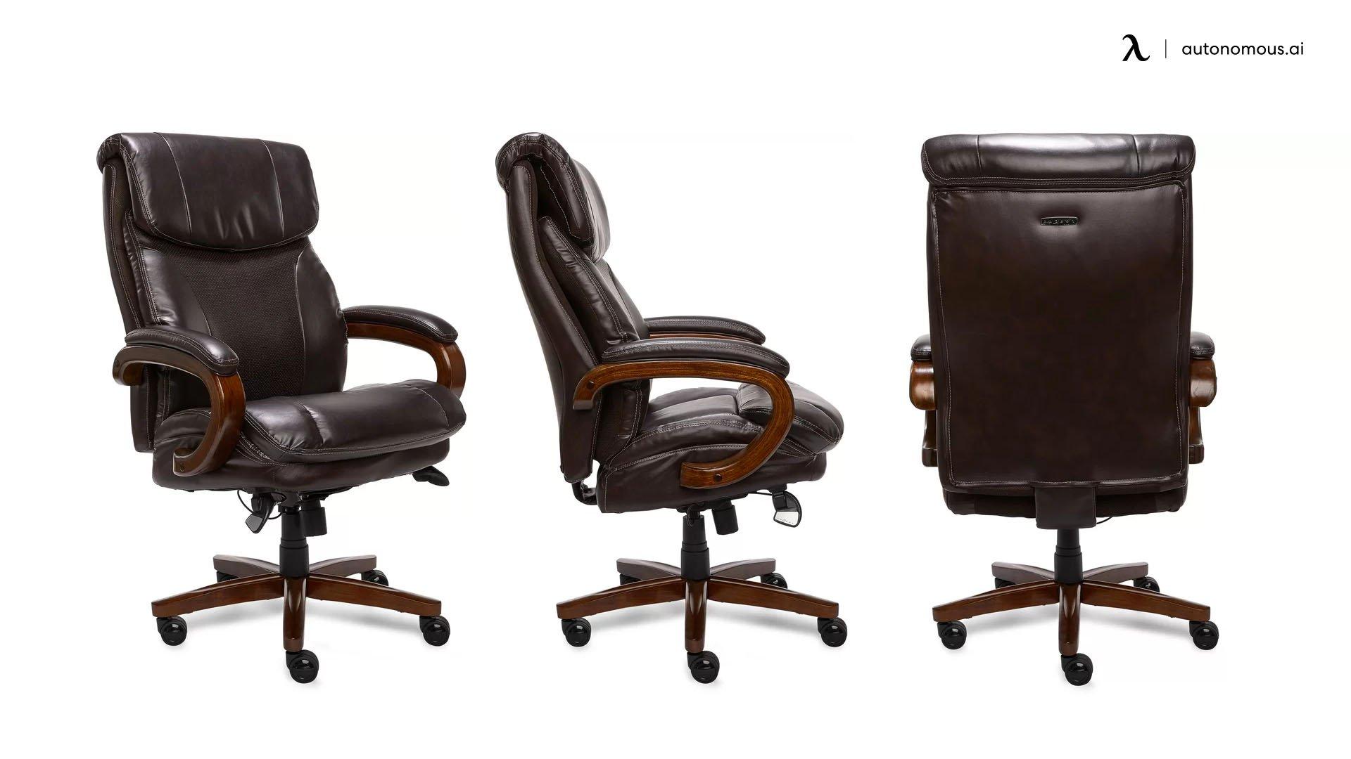 La-Z-Boy Trafford Ergonomic Chair Lower Back Pain Alleviation Device