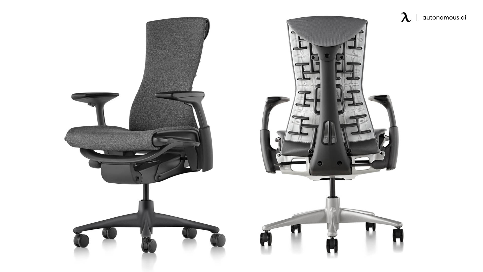 Embody Office Chair with Back Support by Herman Miller