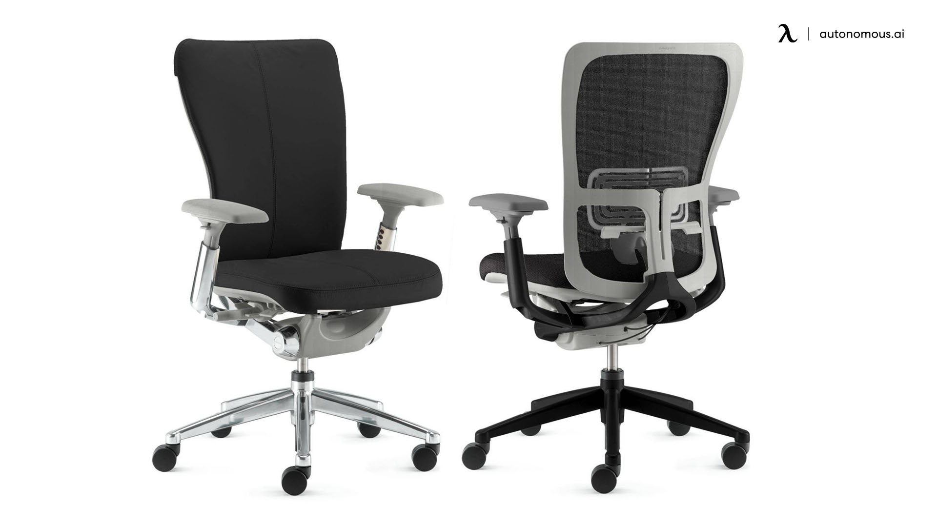 Haworth Zody Office Chair with Back Support