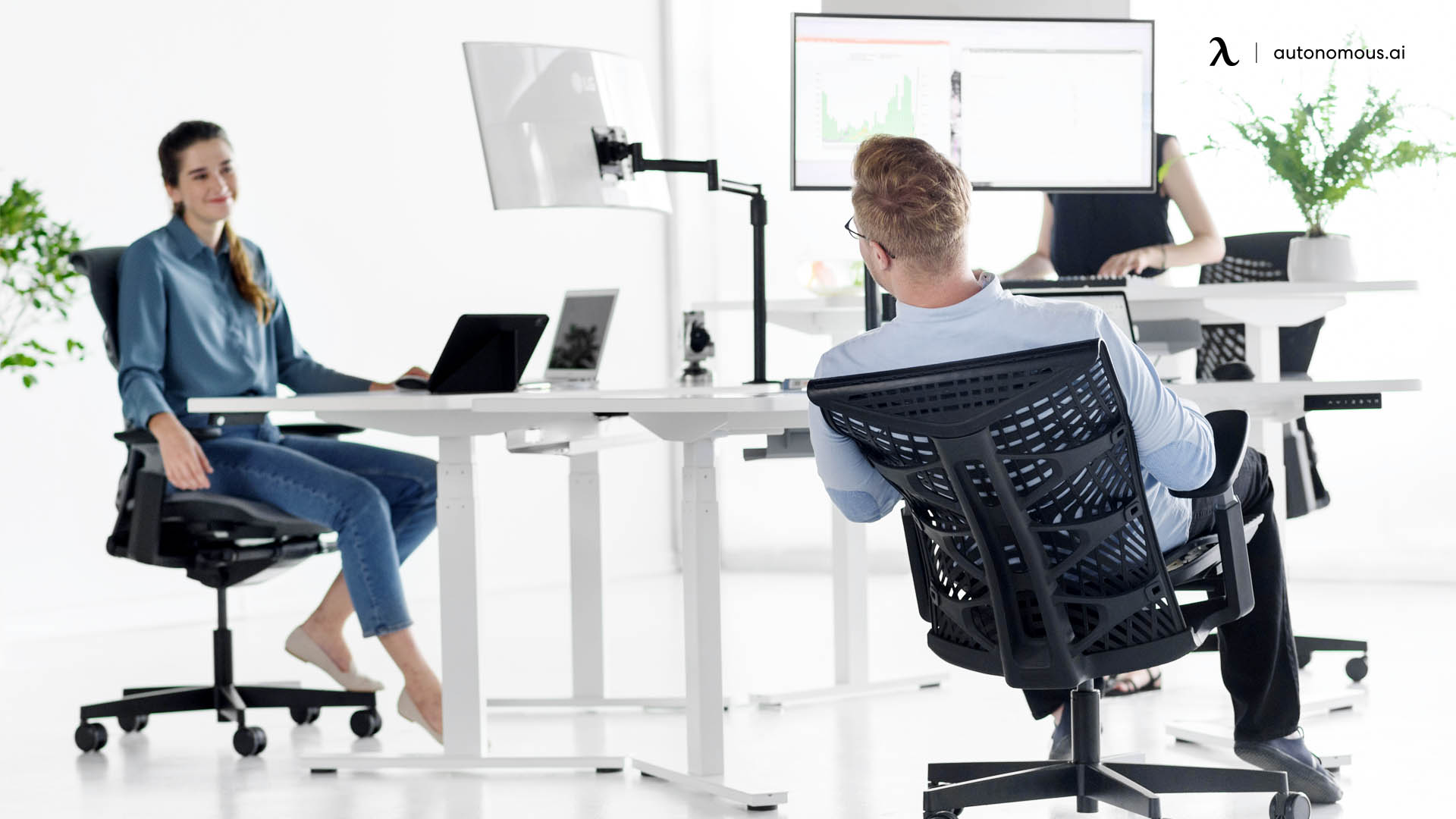 What is The Adjustable Depth Feature on an Ergonomic Chair?