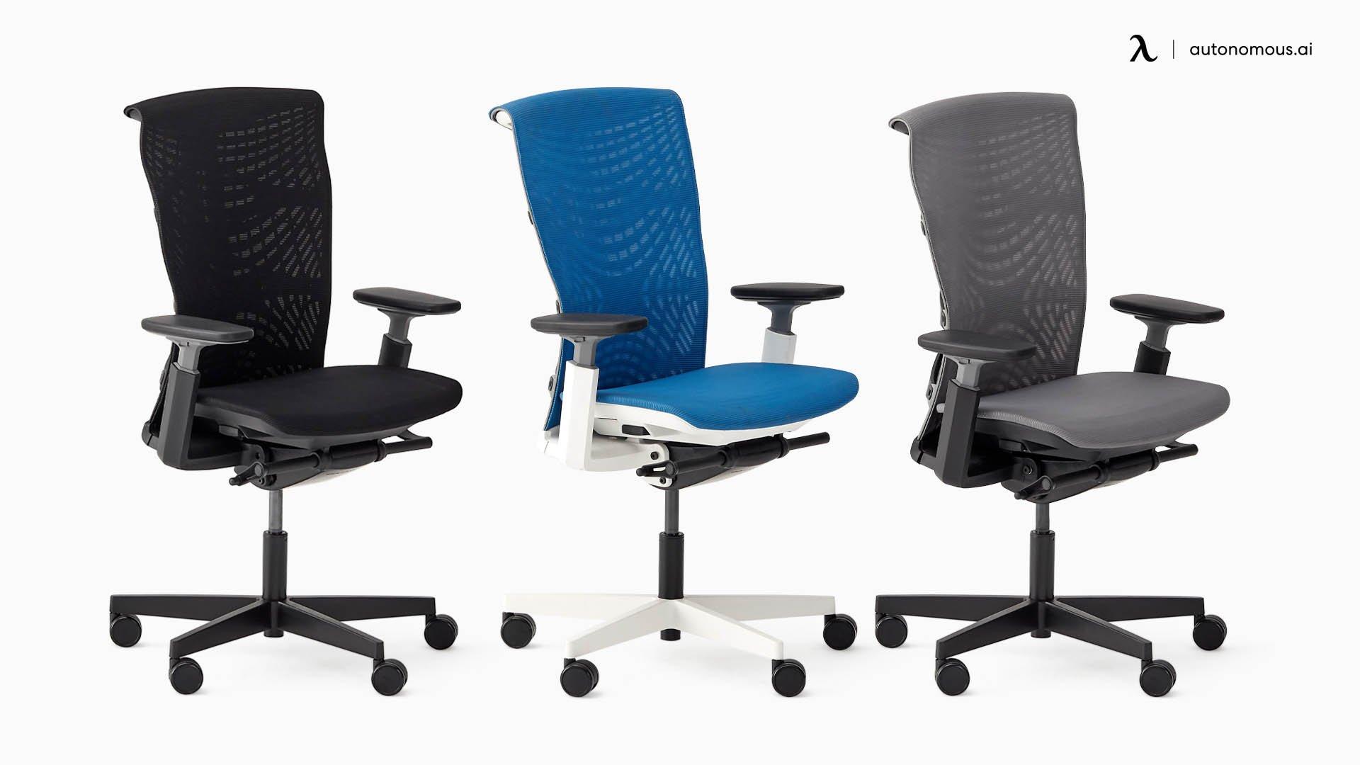 Autonomous Kinn Chair with Back Support