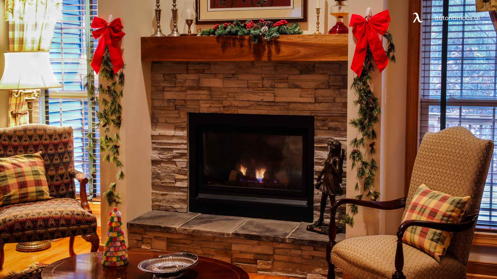 Incorporate Warm and Relaxing Elements into Your Home
