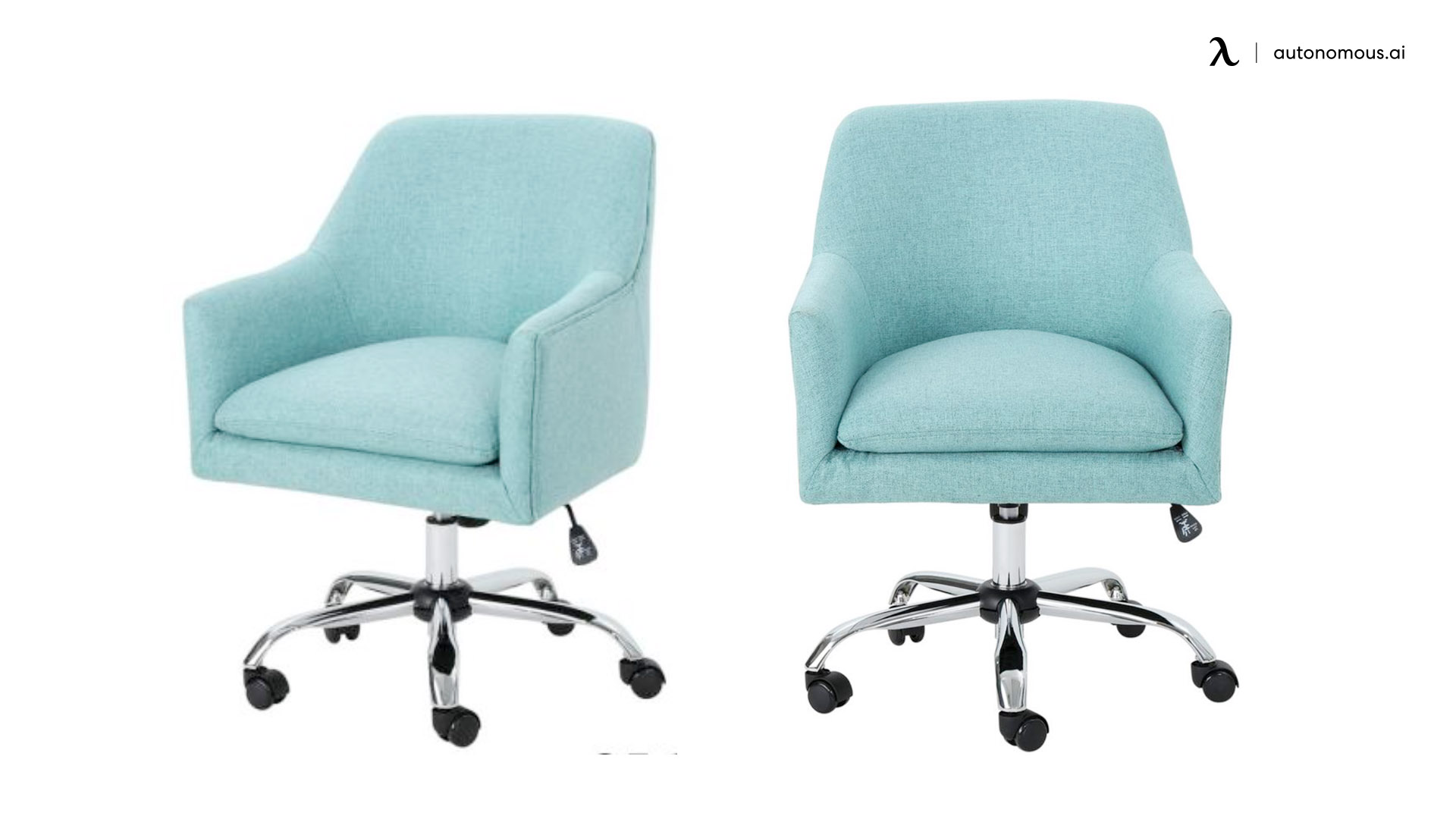 Johnson Mid-Century Modern Home Office Chair