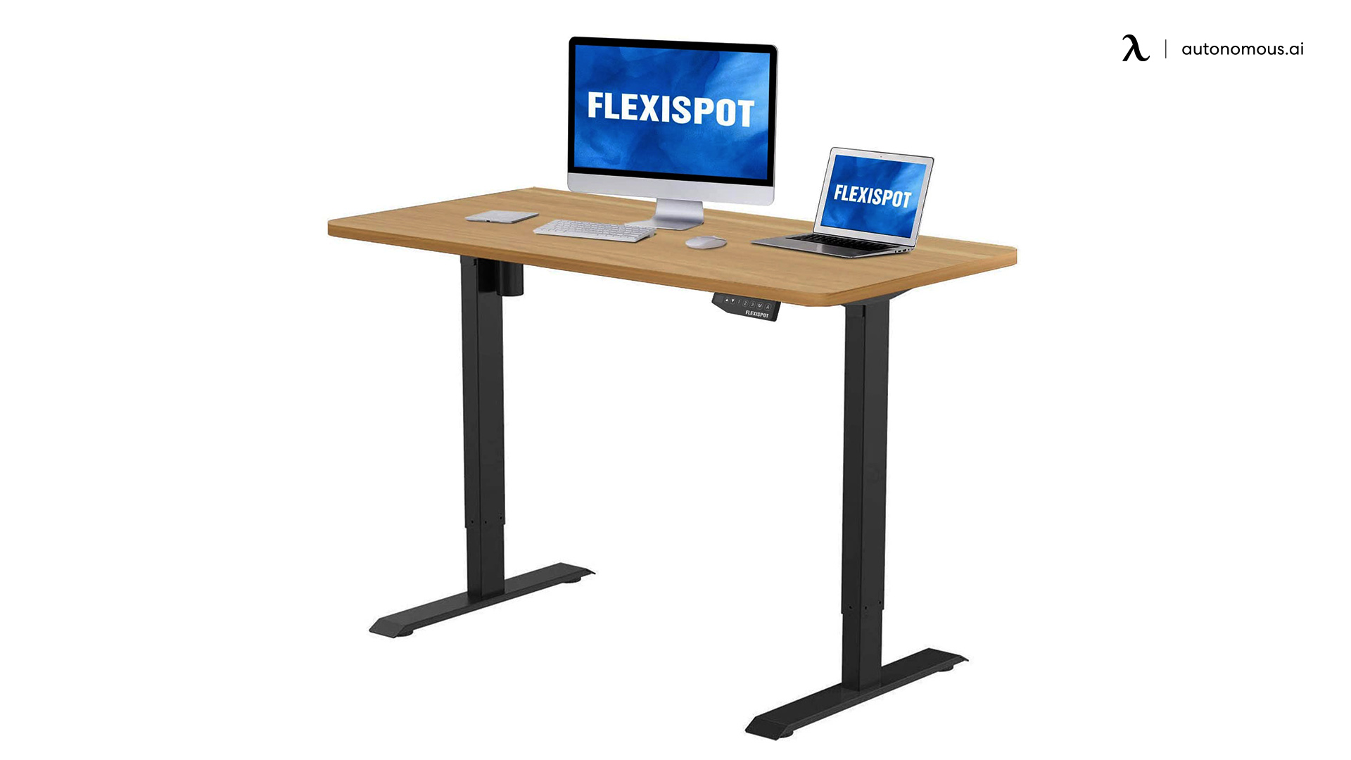 Flexispot 48 X 30 Inches Electric Standing Desk Under $500