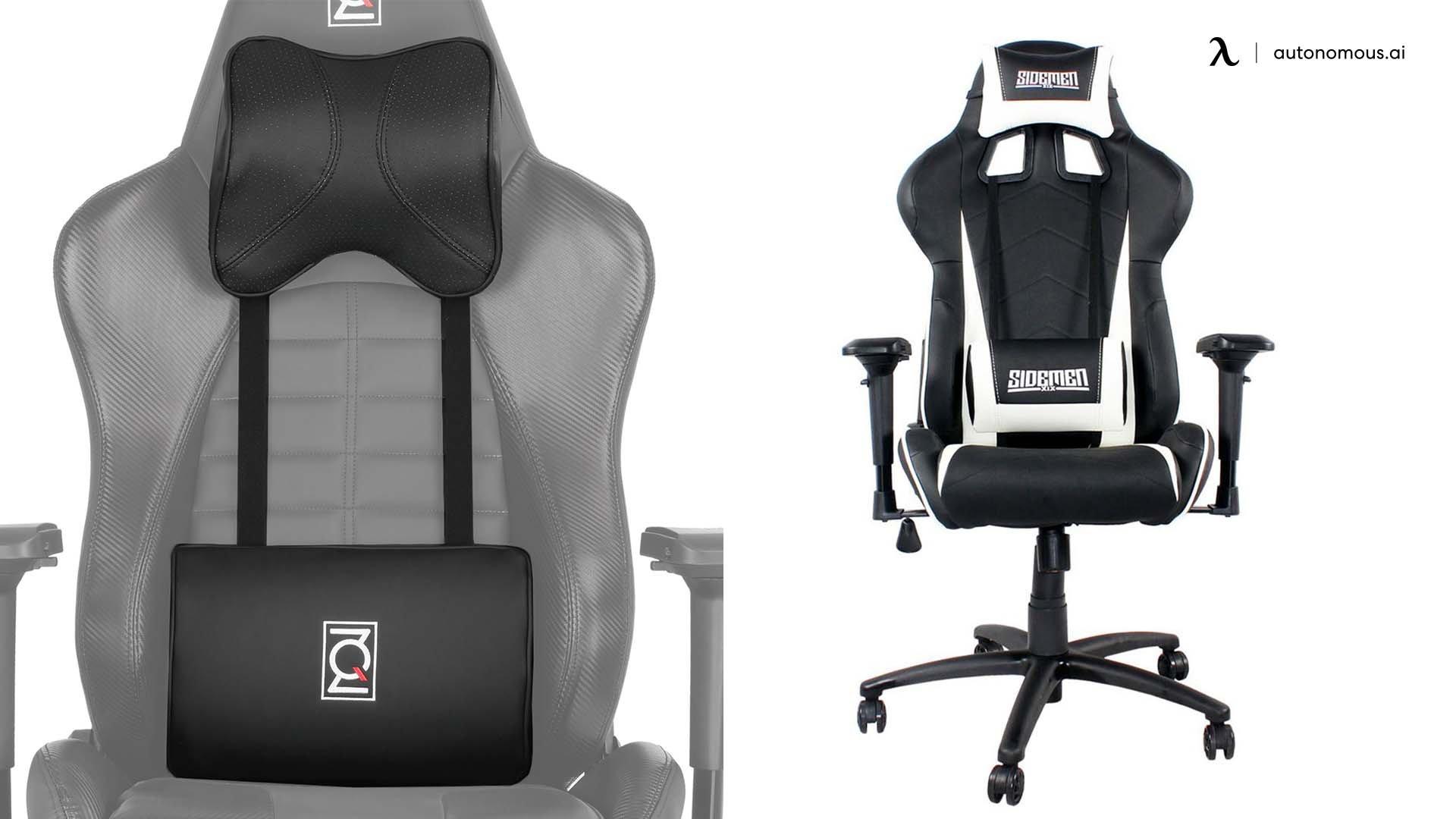 External Lumbar Support for Office Chair