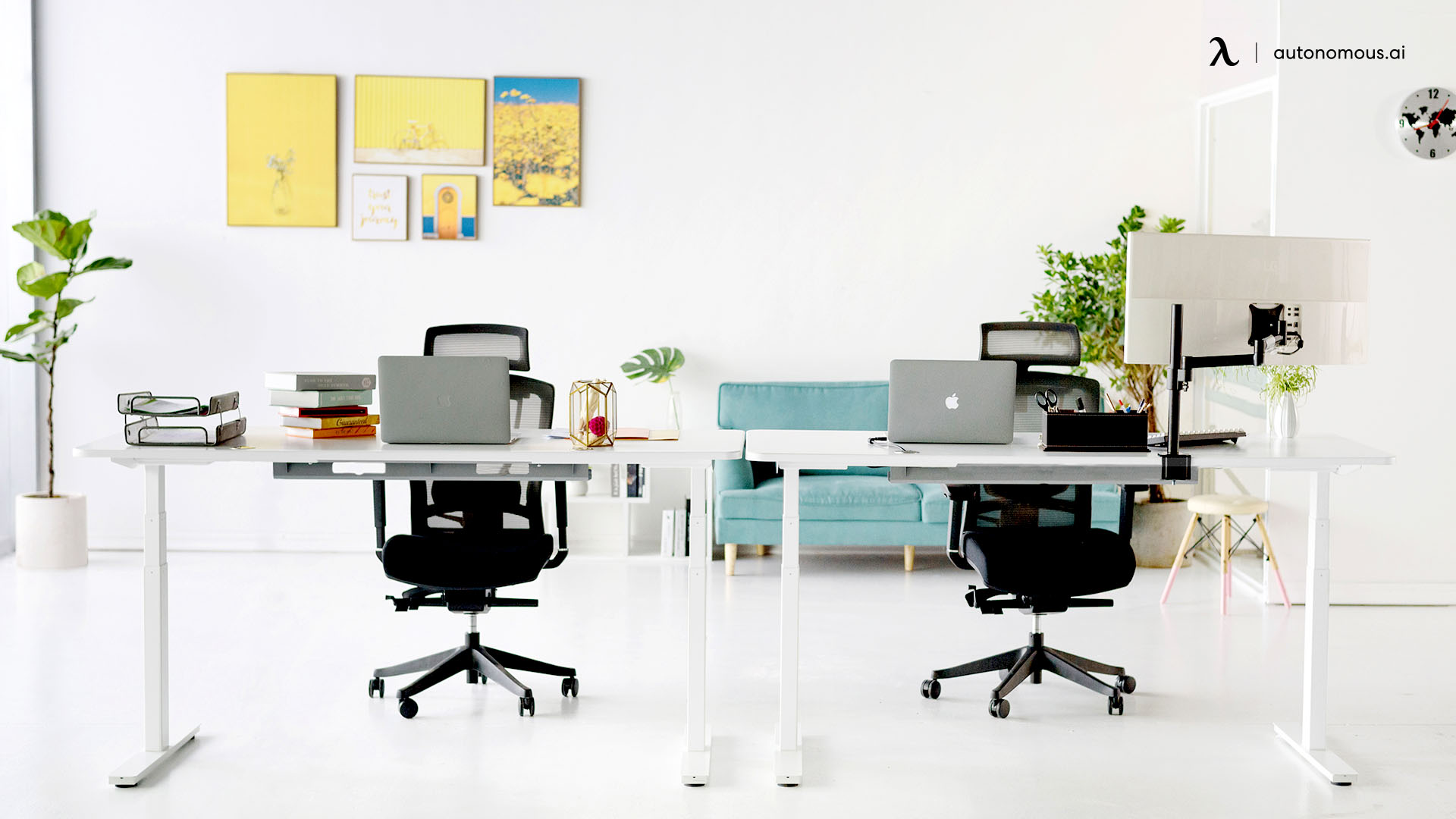 10 Reasons to Invest in Your Ergonomic Chair and Des