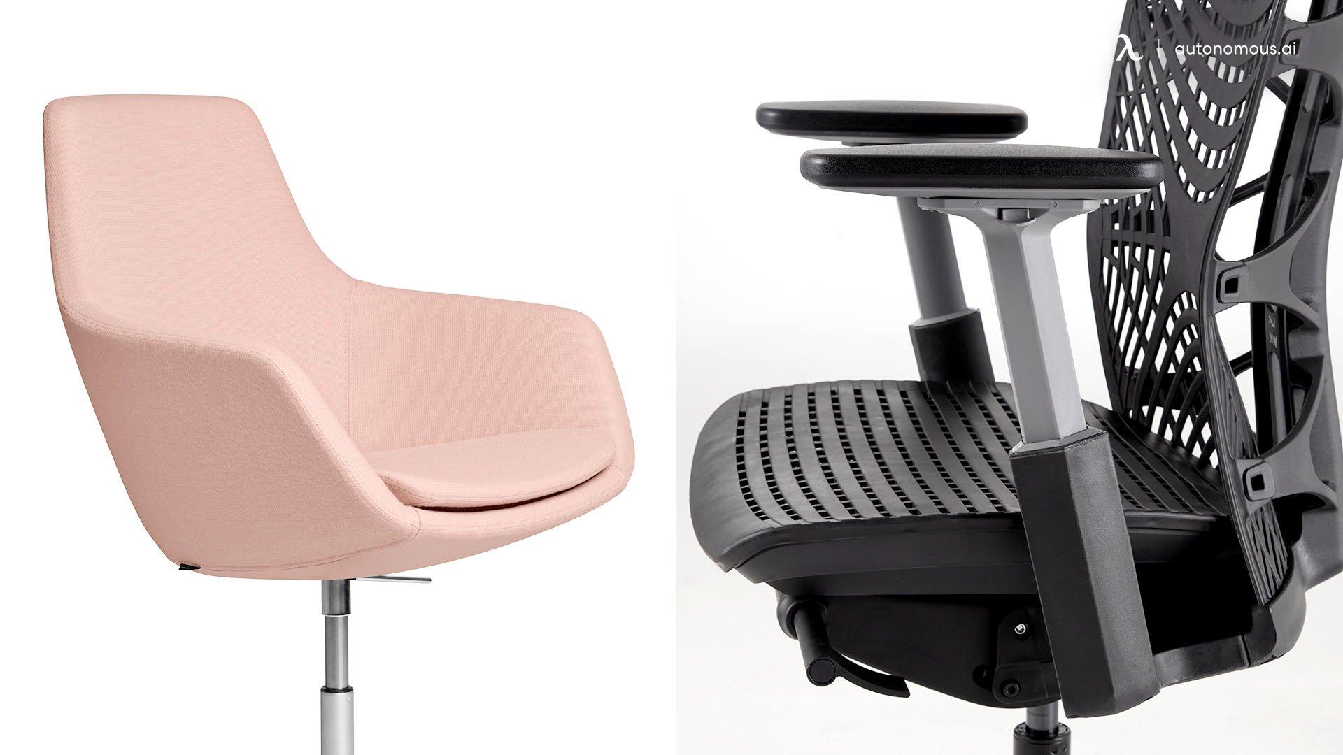 Seat shape