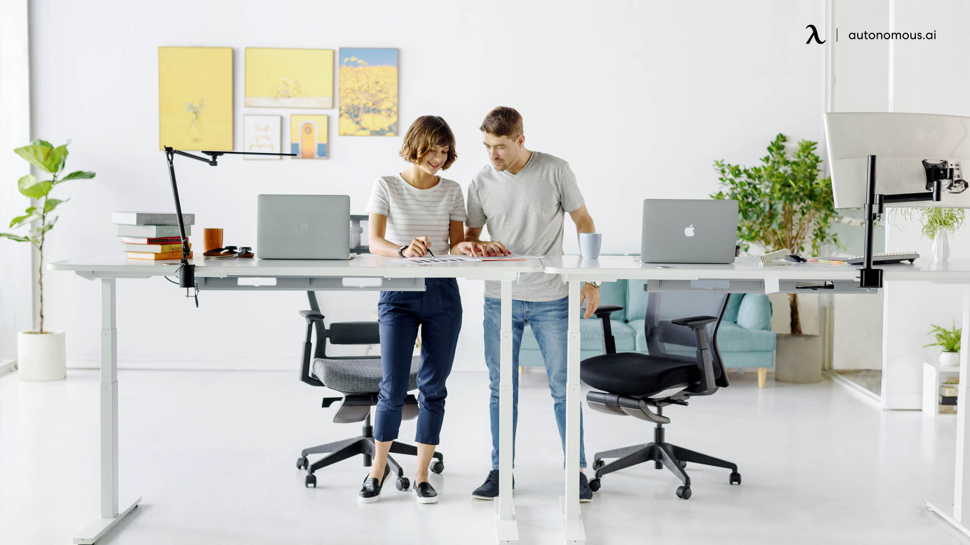 Use ergonomic Practices