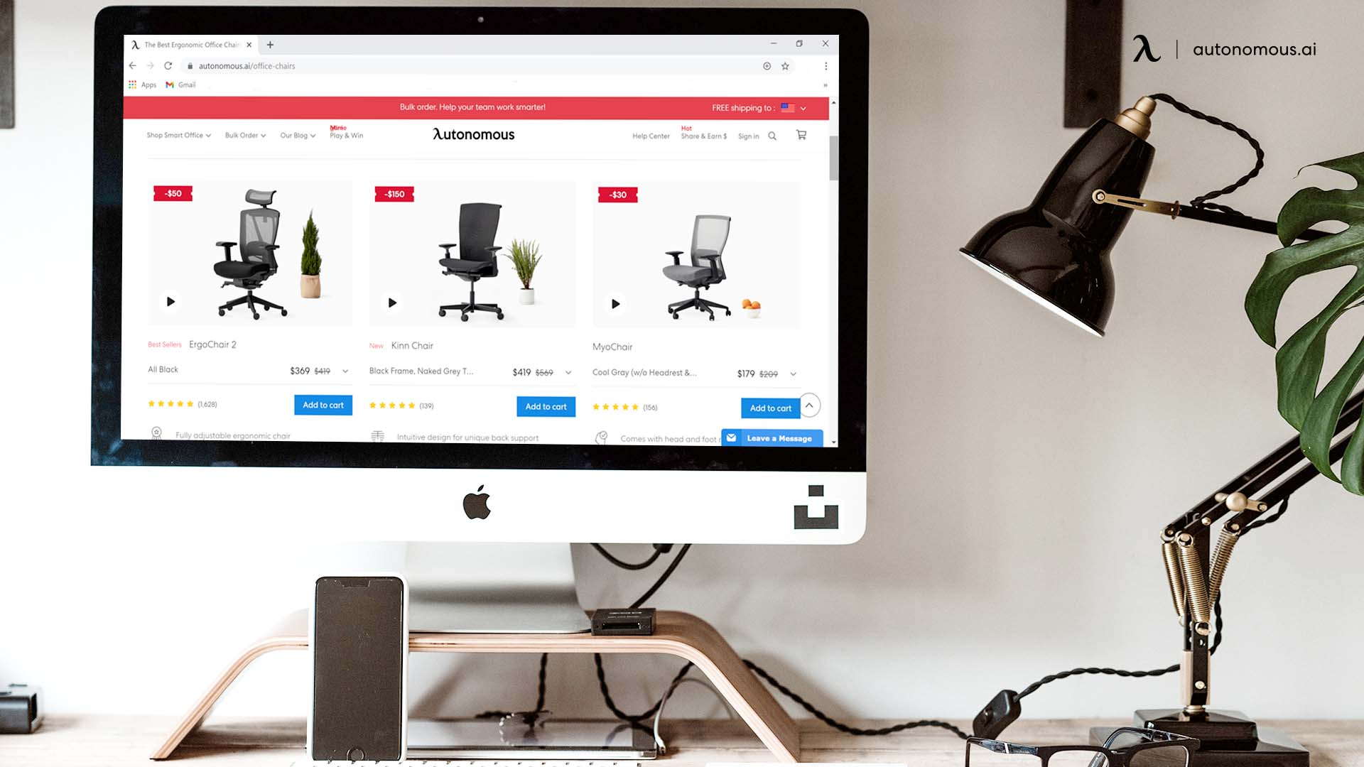 Where to Buy New Ergonomic Office Chair Online