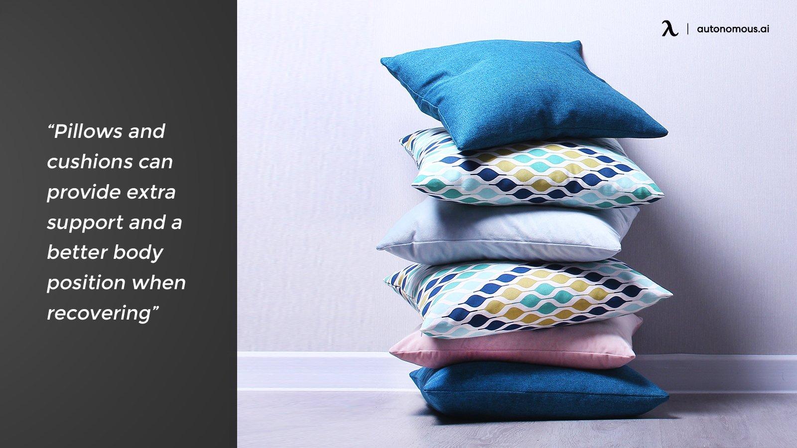 Pillows for body