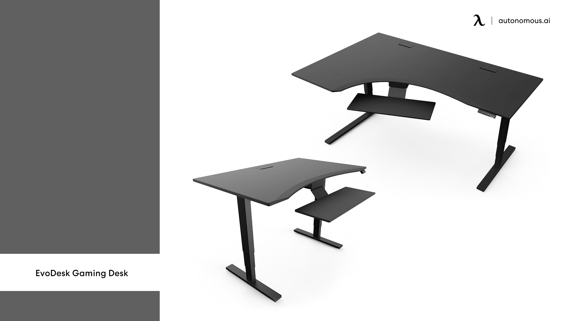 EvoDesk Gaming Schreibtisch