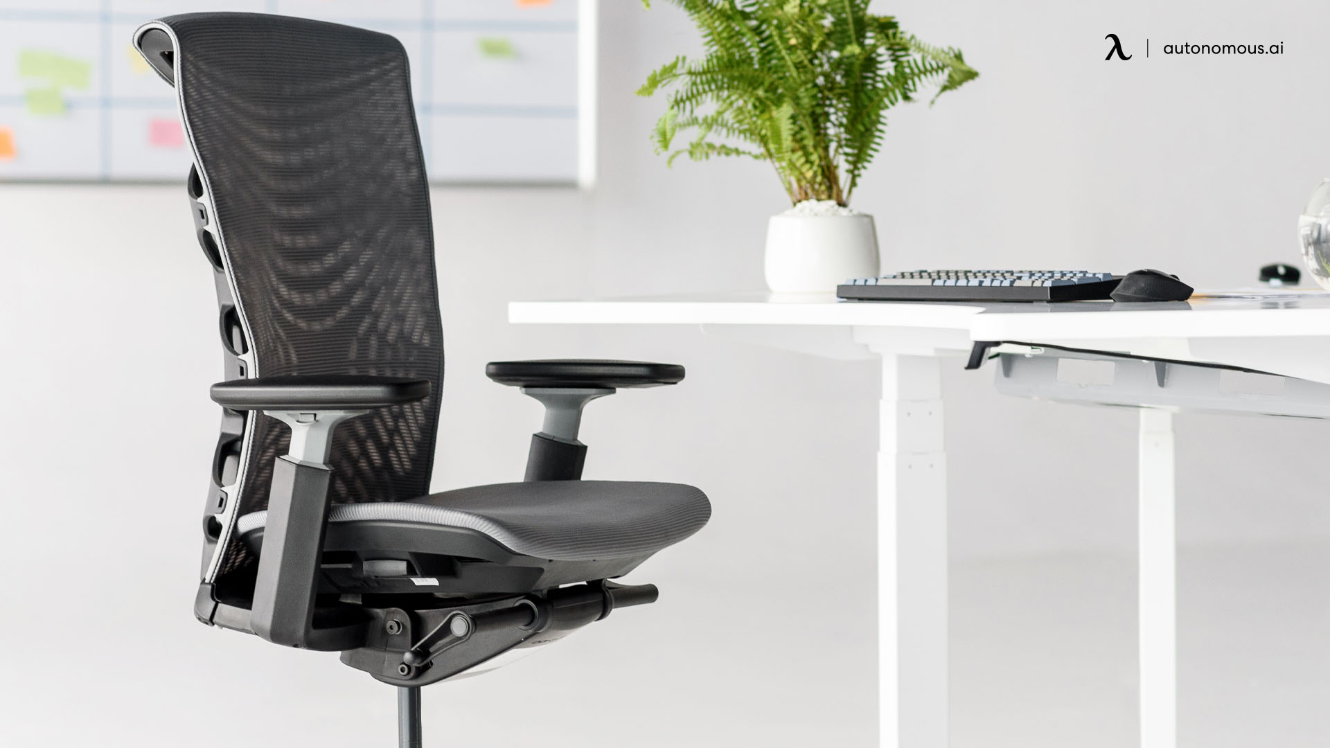 Ergonomic design of office chair