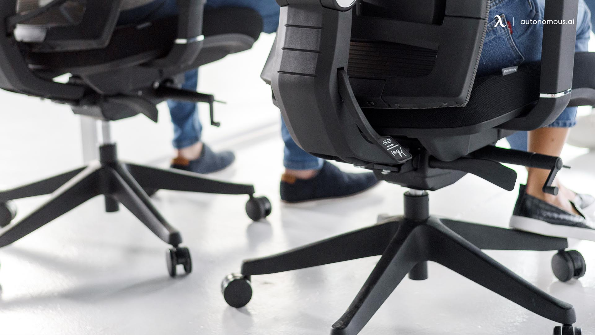 Chair seat width & depth