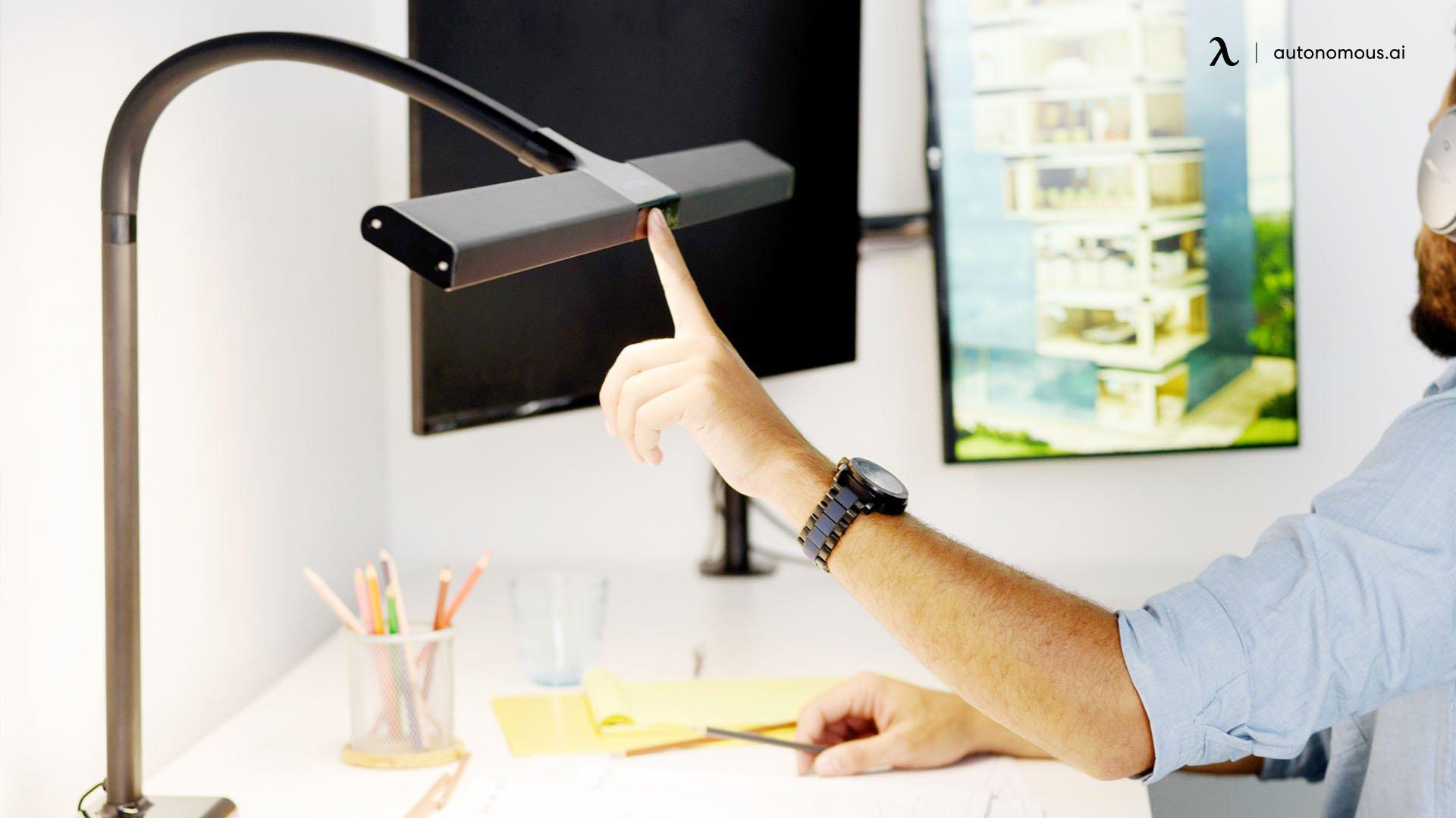 LED desk lamp accessory