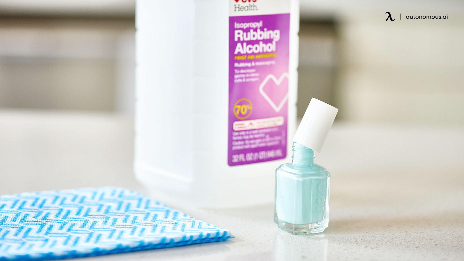 Spot-treating Stains