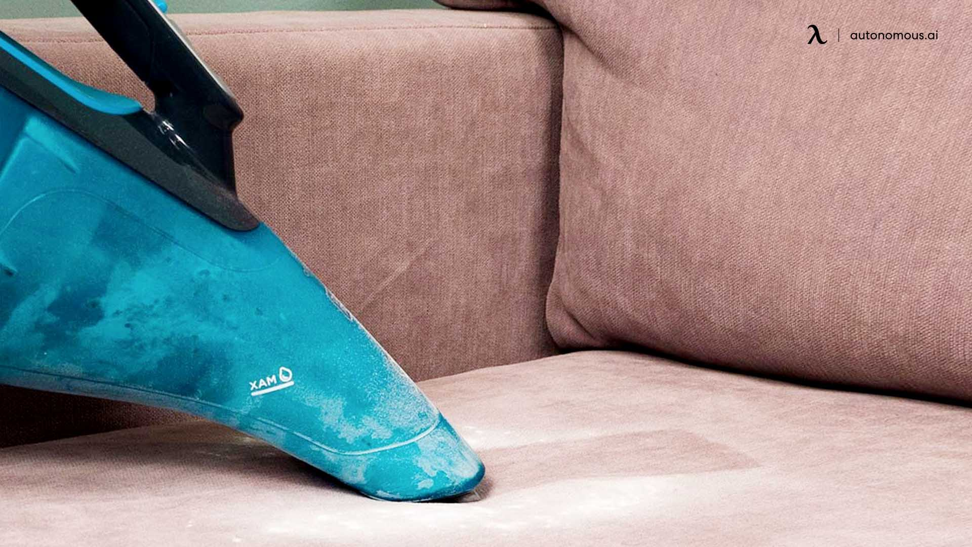 Dust and Vacuum