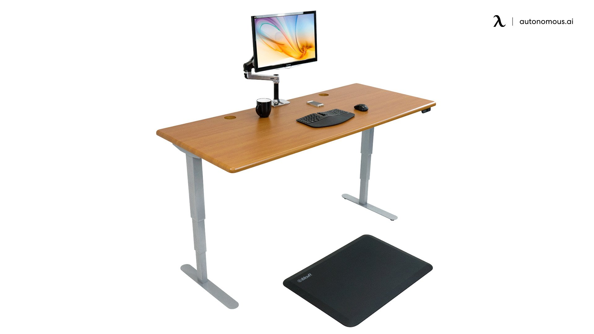 Energize Sit-Stand Desk
