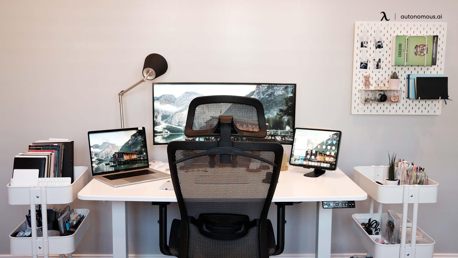 Customise DIY Desk