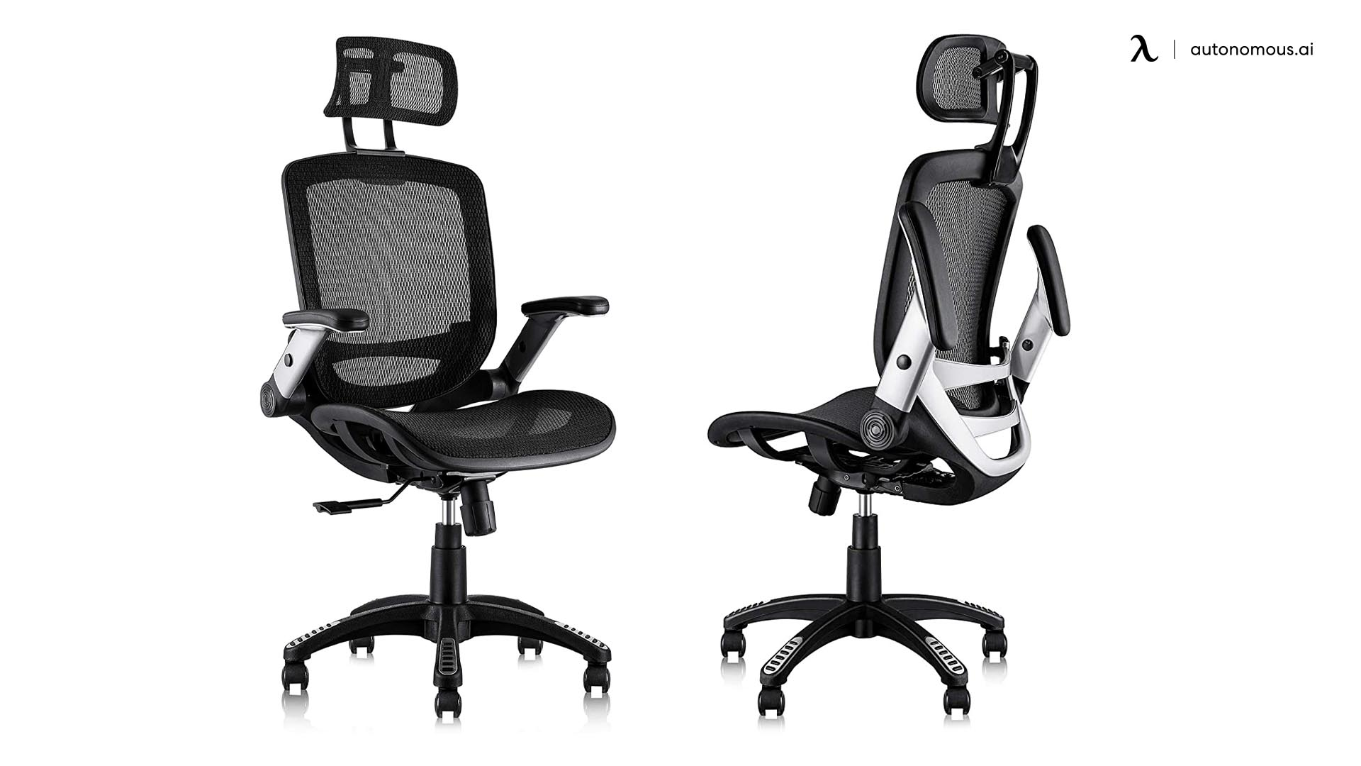 Gabrylly Mesh Chair with Lumbar Support