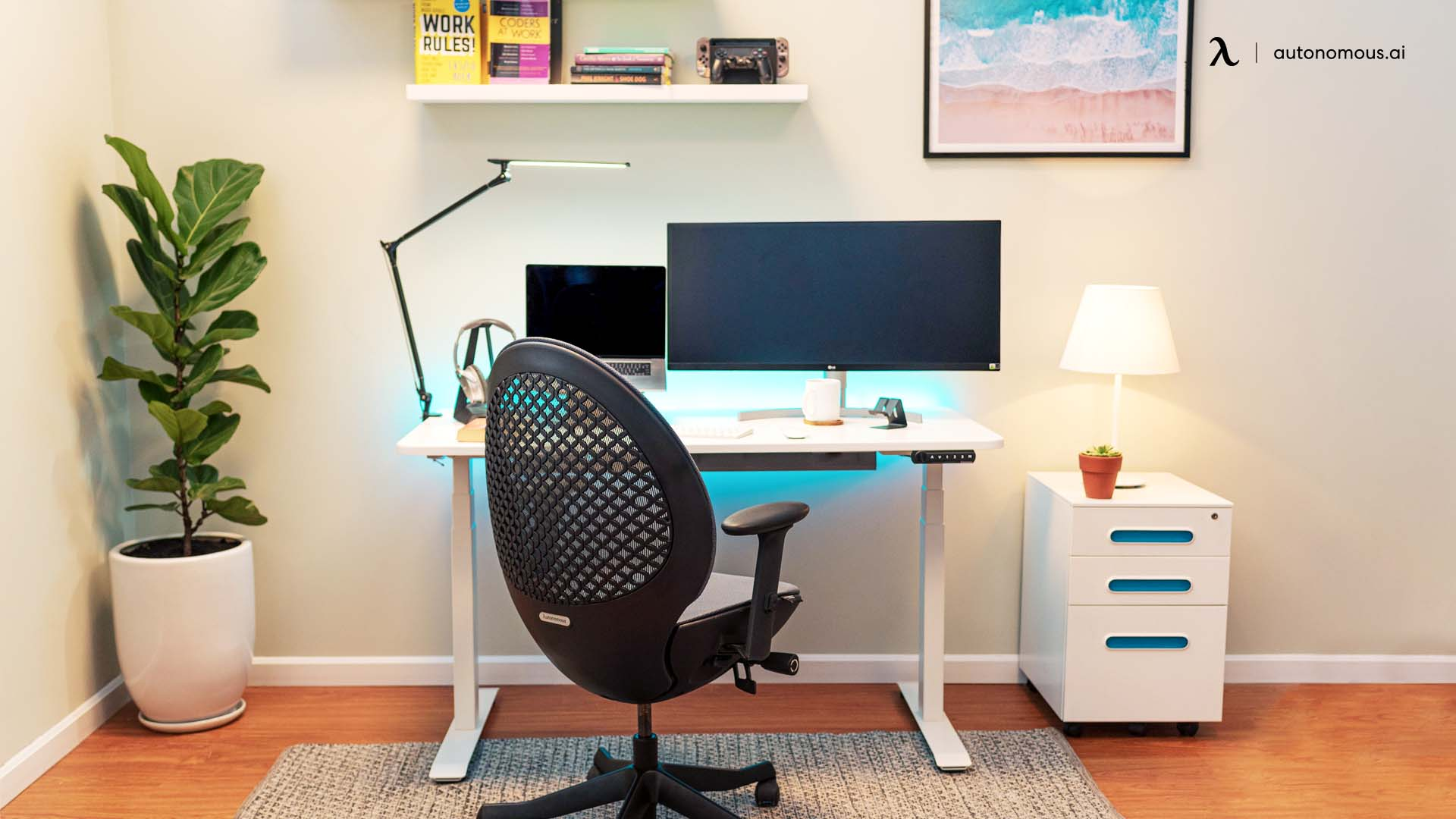 Consider the Overall Ergonomics of Your Office