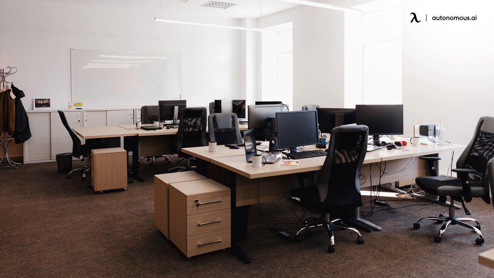 Office liquidation