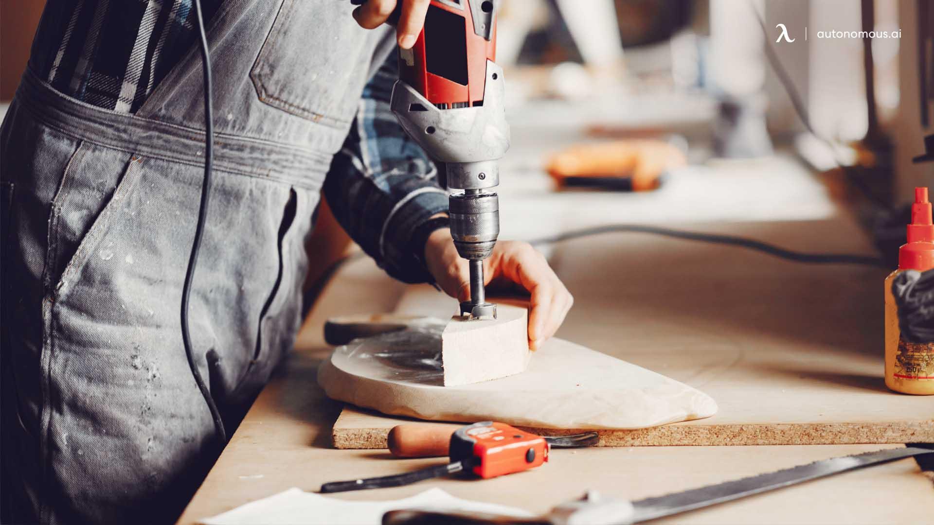 Tools and Material Preparing
