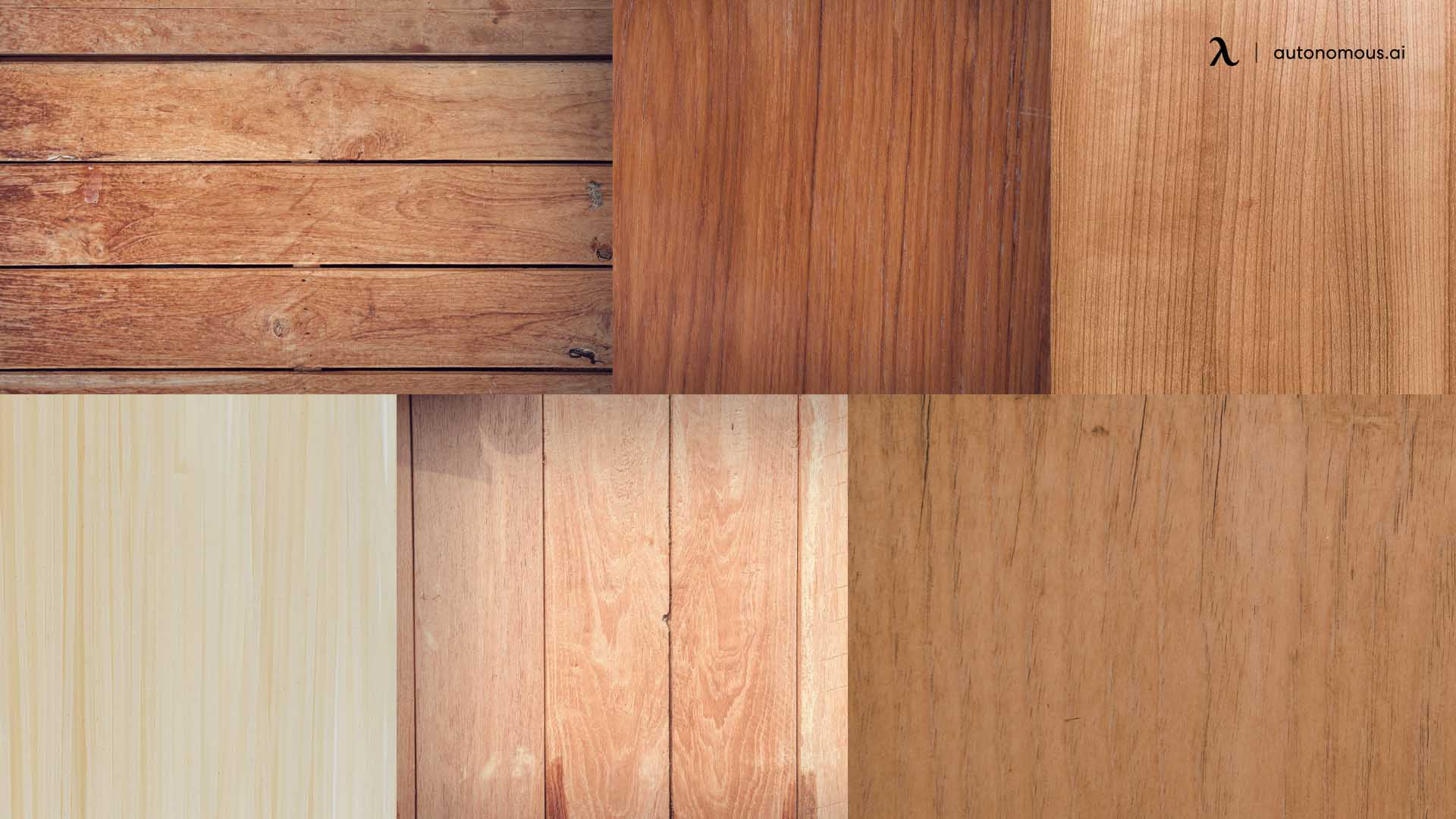 Choose the Wood